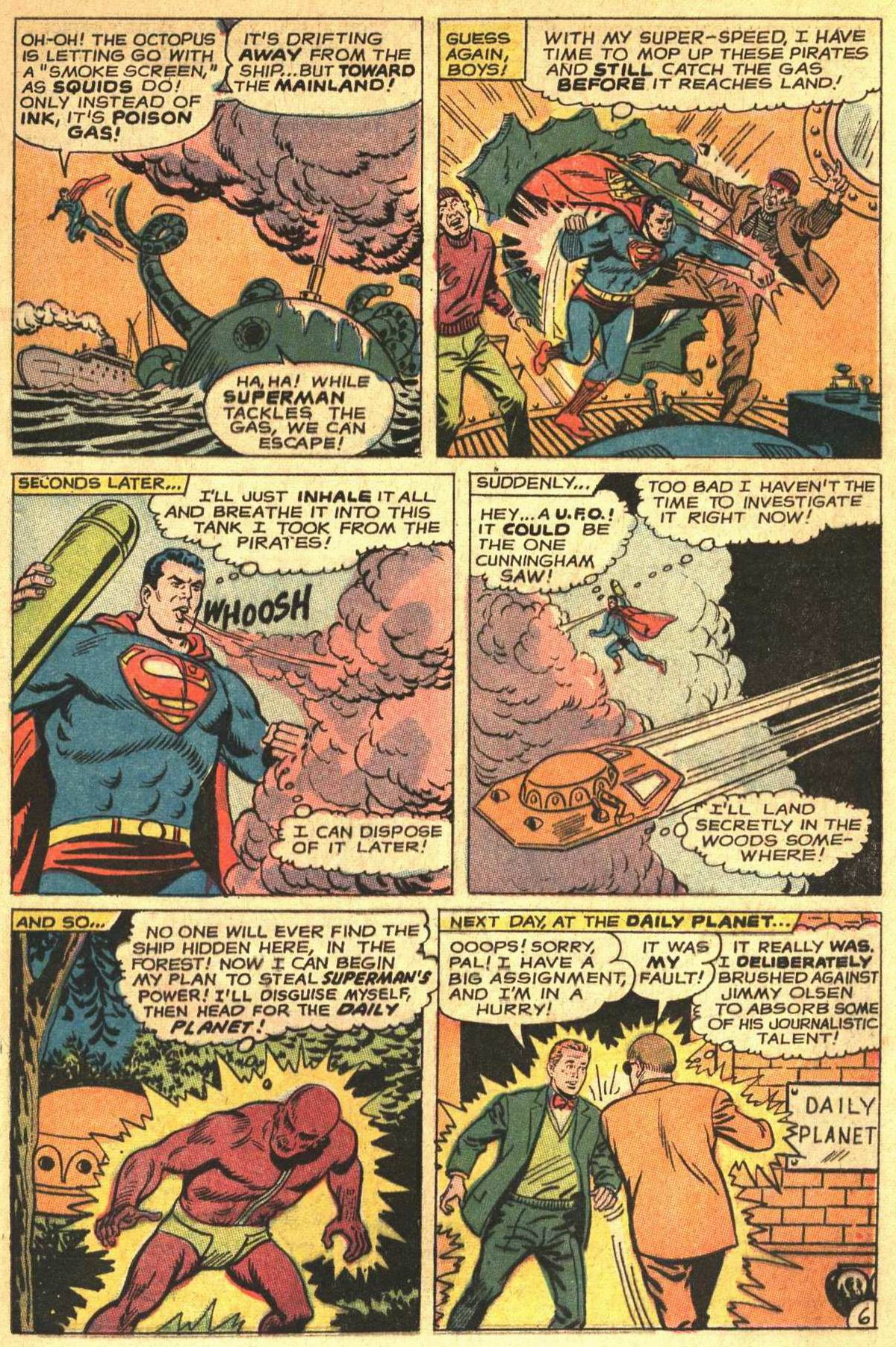 Read online Action Comics (1938) comic -  Issue #361 - 9