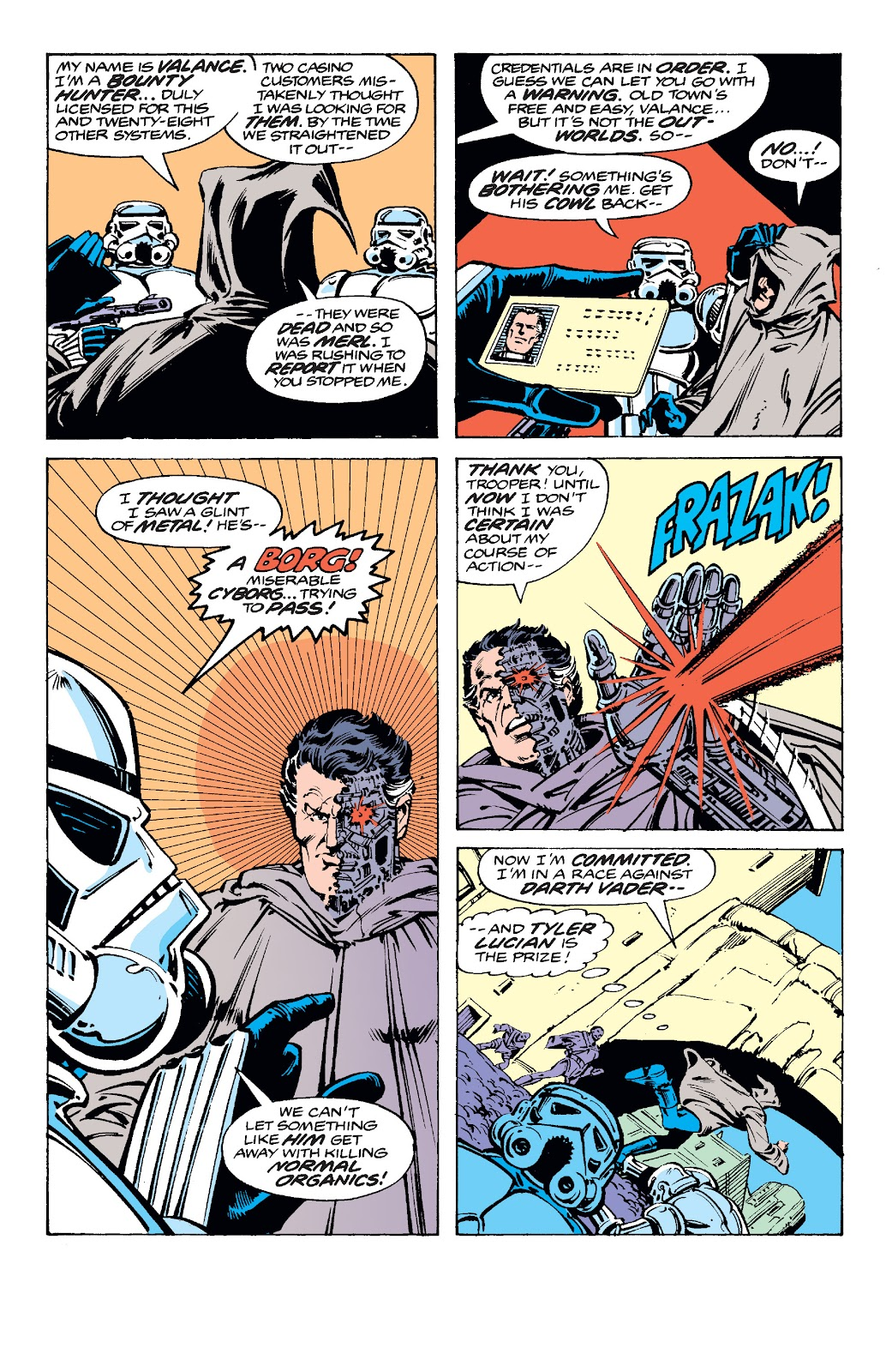 Read online Star Wars Legends: The Original Marvel Years - Epic Collection comic -  Issue # TPB 2 (Part 2) - 2