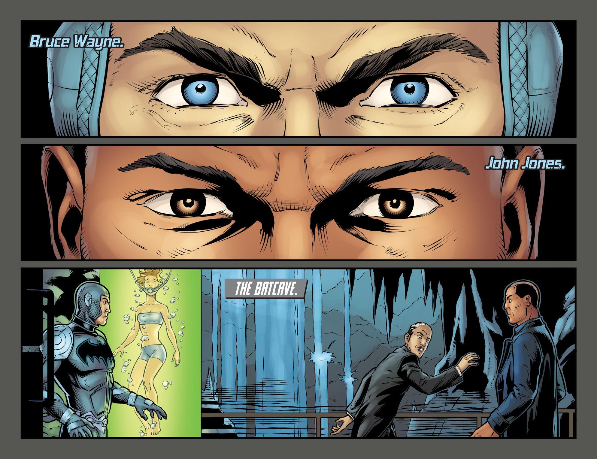 Read online Smallville: Season 11 comic -  Issue #32 - 3