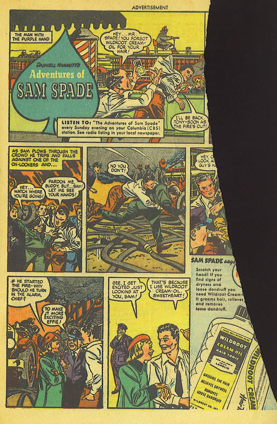 Read online Adventure Comics (1938) comic -  Issue #136 - 49