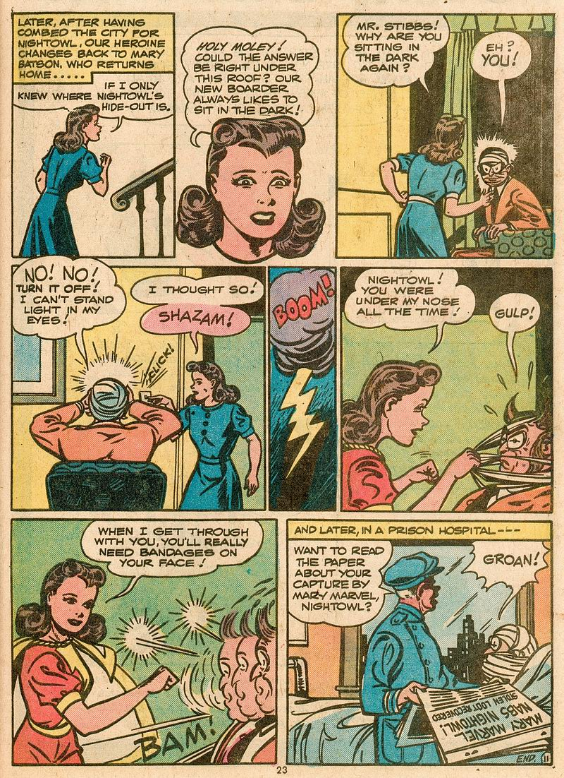 Read online Shazam! (1973) comic -  Issue #12 - 21