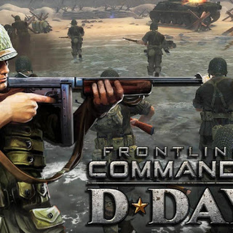 تحميل لعبة FRONTLINE COMMANDO: D-DAY مهكرة للاندرويد