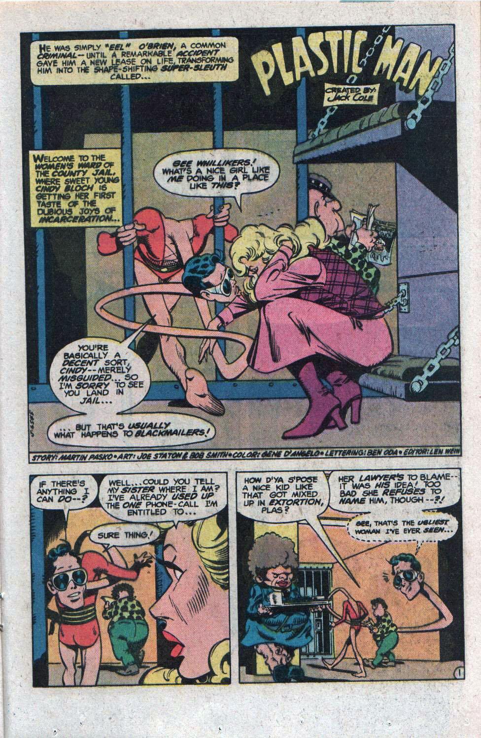 Read online Adventure Comics (1938) comic -  Issue #472 - 20