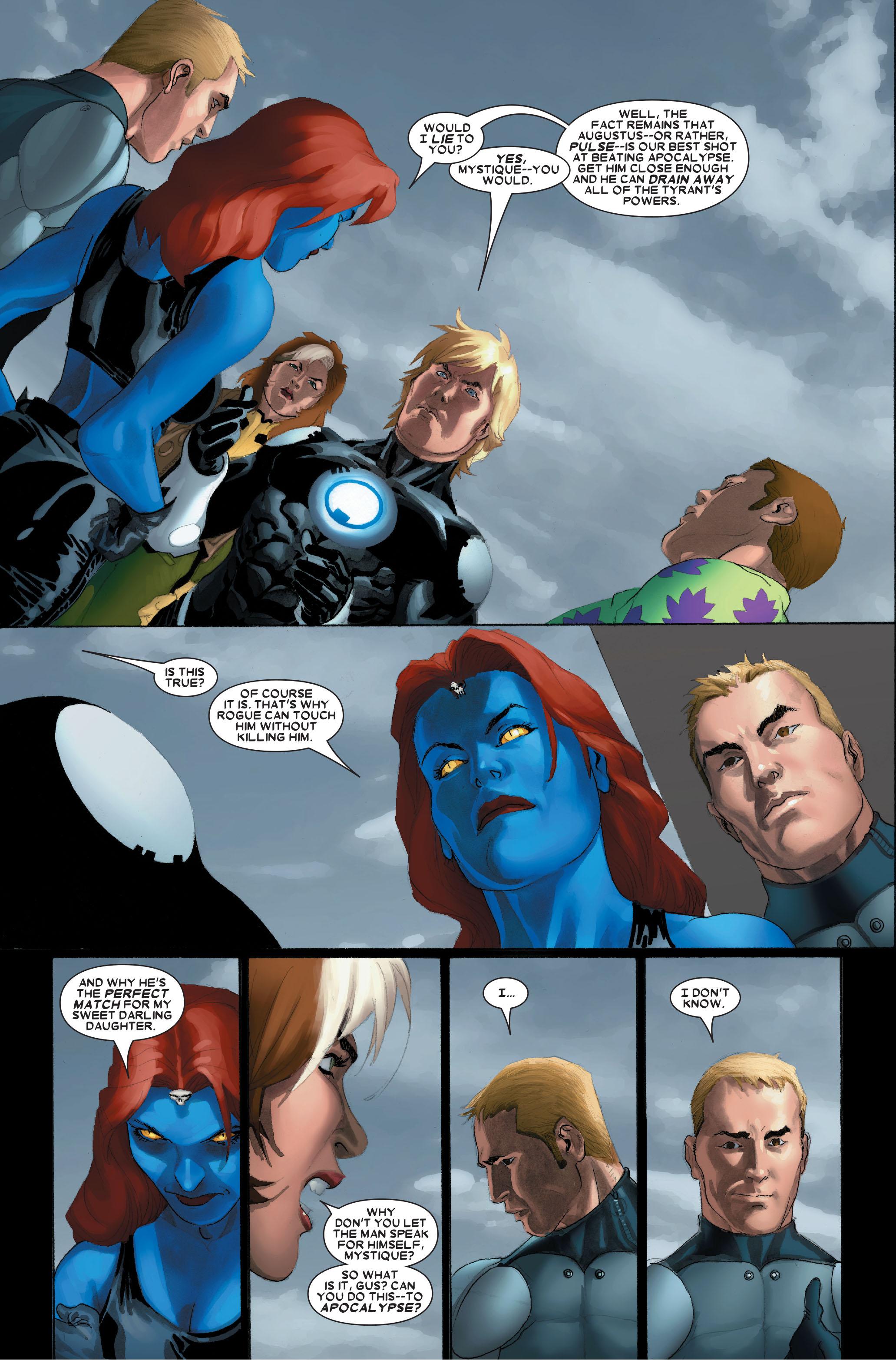 X-Men (1991) 184 Page 9
