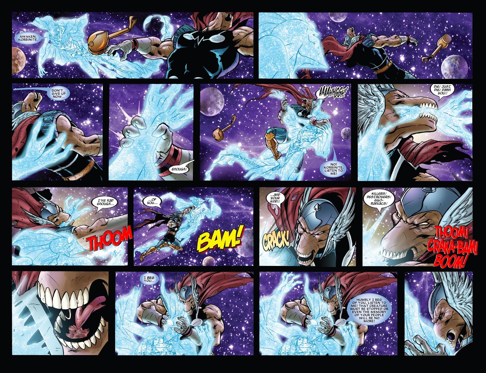 Read online Thor: Ragnaroks comic -  Issue # TPB (Part 4) - 35