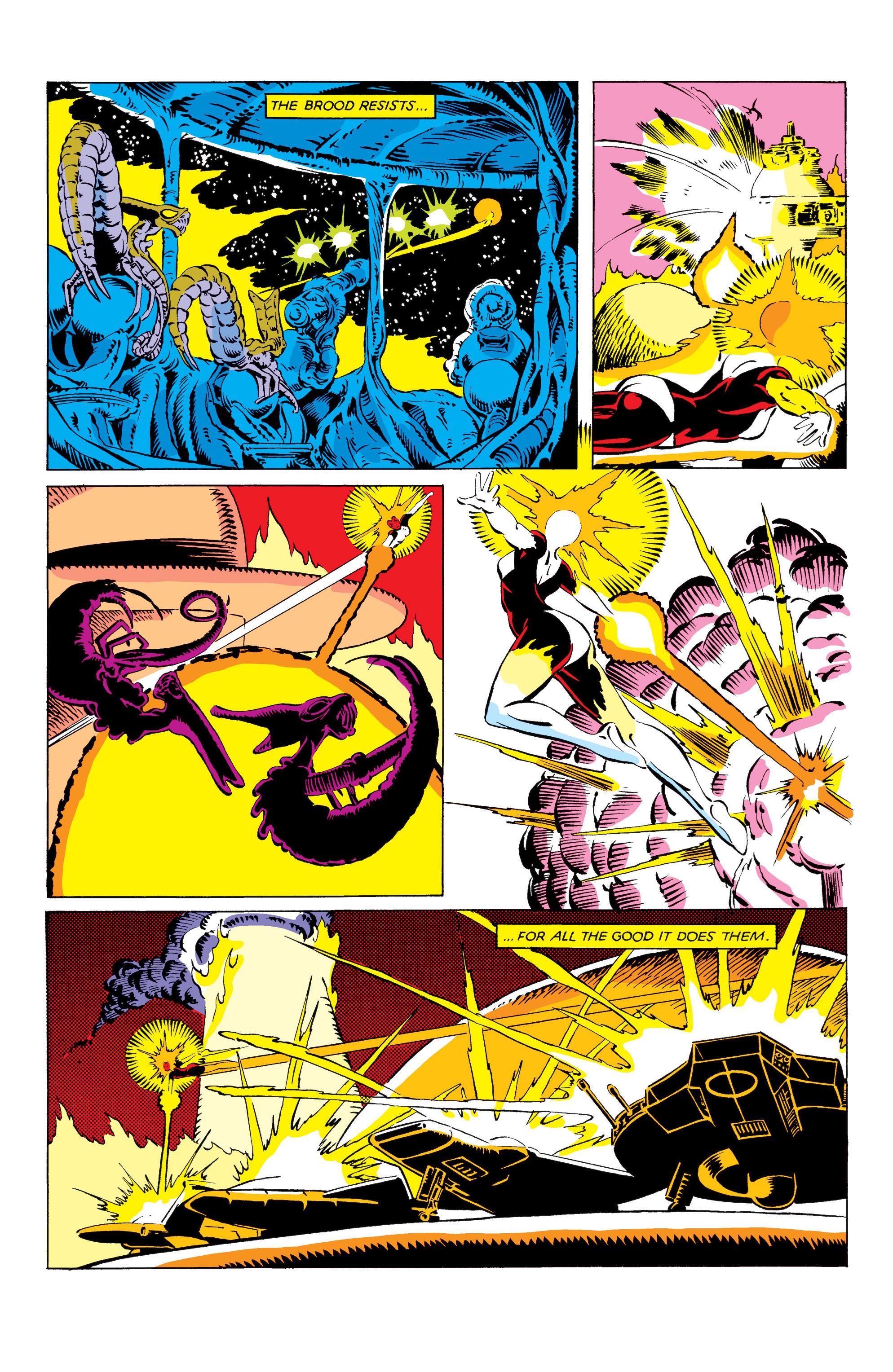 Read online Uncanny X-Men (1963) comic -  Issue #166 - 4