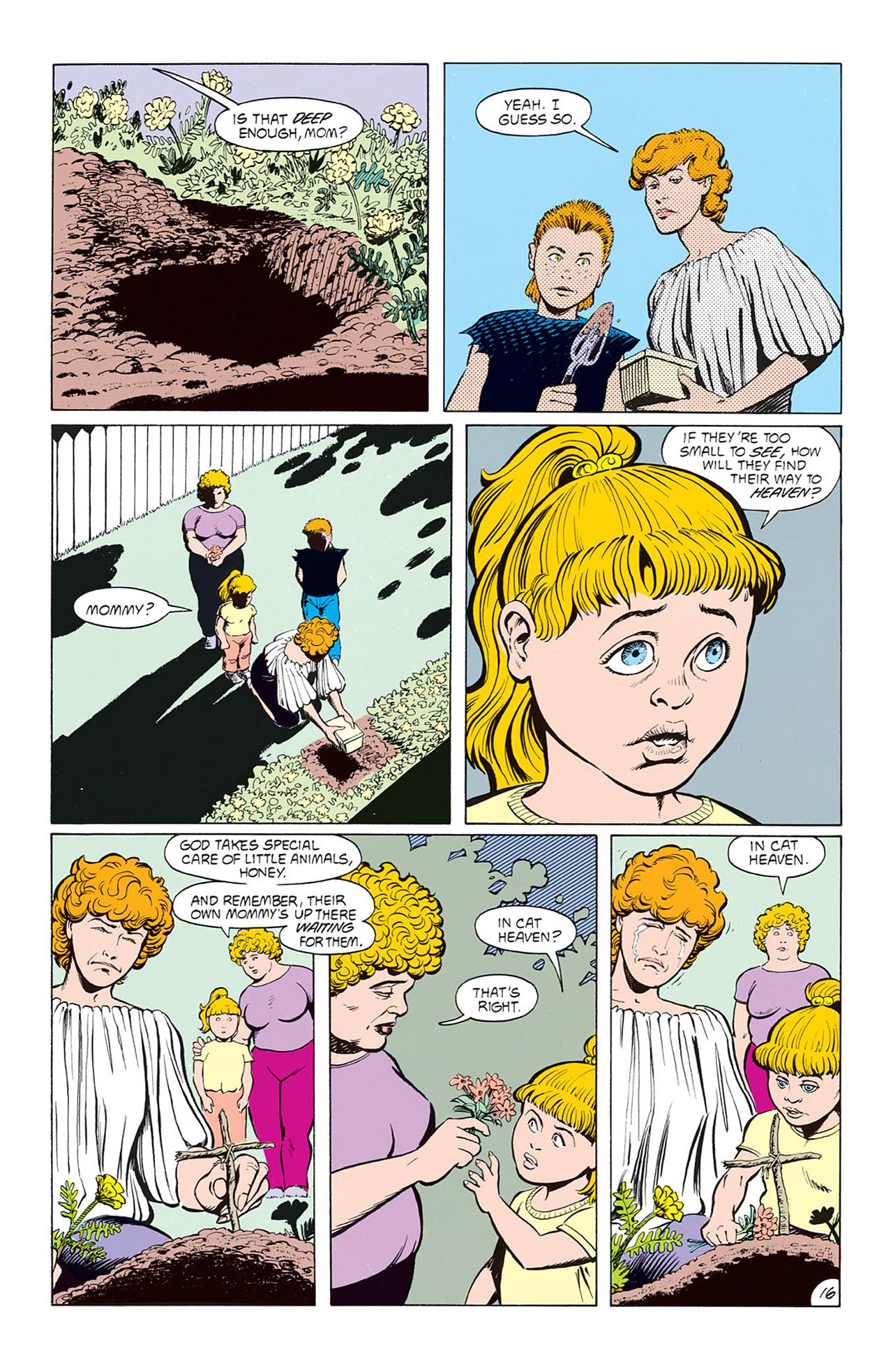 Read online Animal Man (1988) comic -  Issue #4 - 18