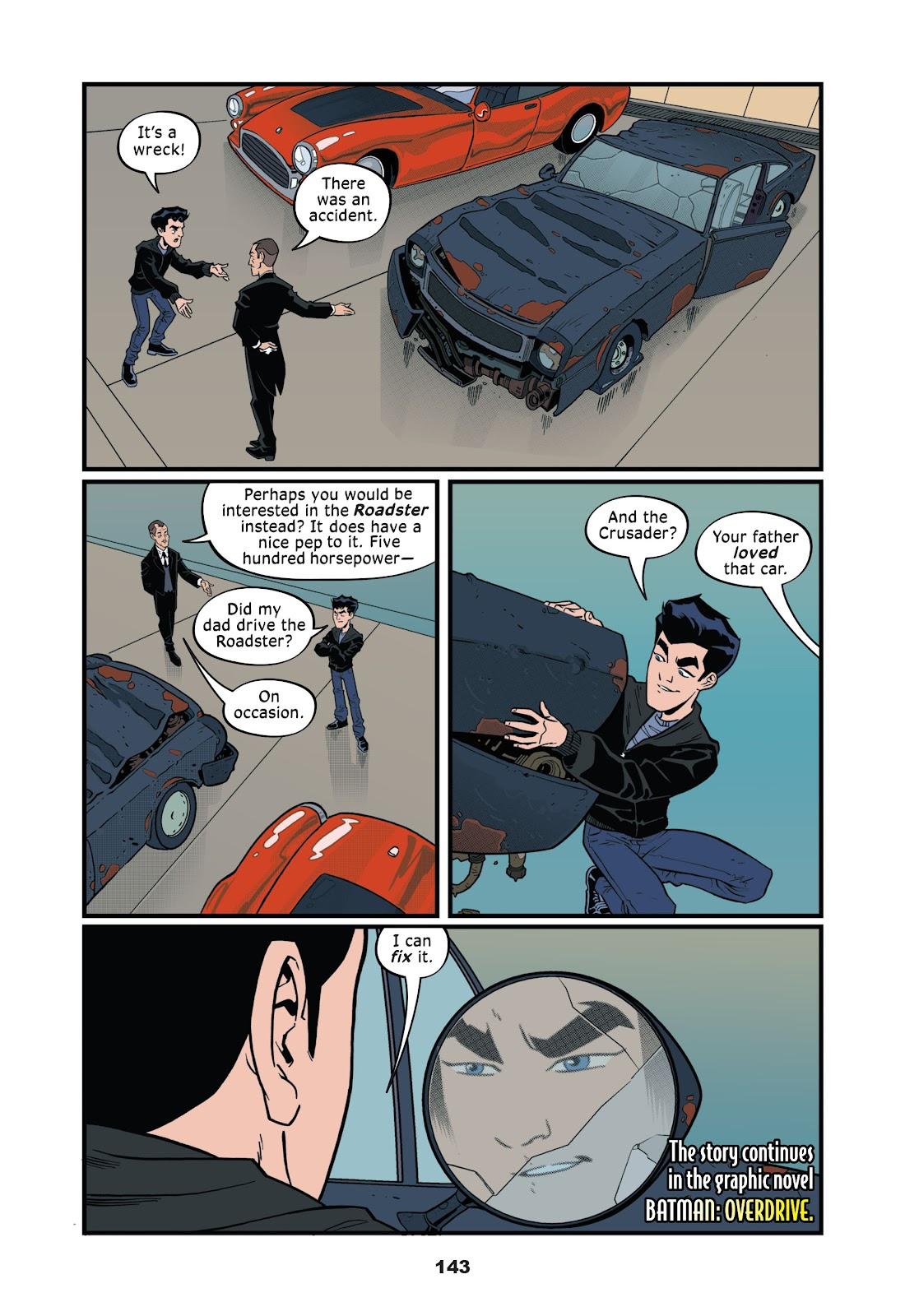 Read online Green Lantern: Legacy comic -  Issue # TPB - 140