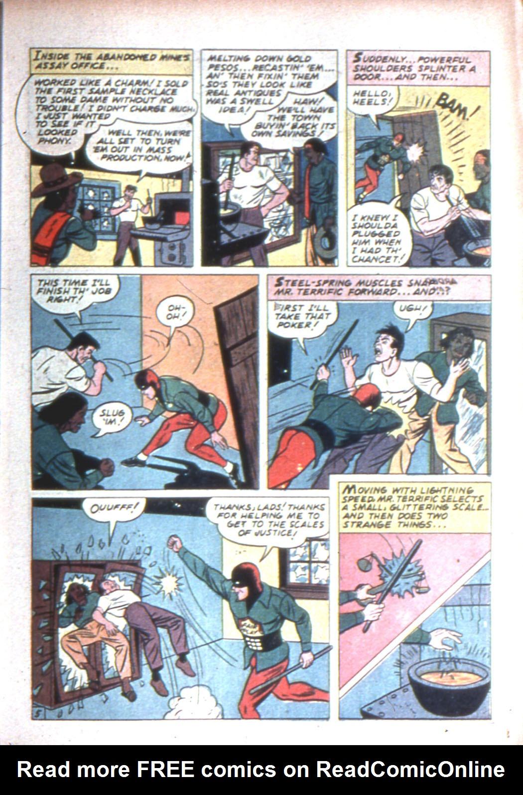 Read online Sensation (Mystery) Comics comic -  Issue #15 - 43
