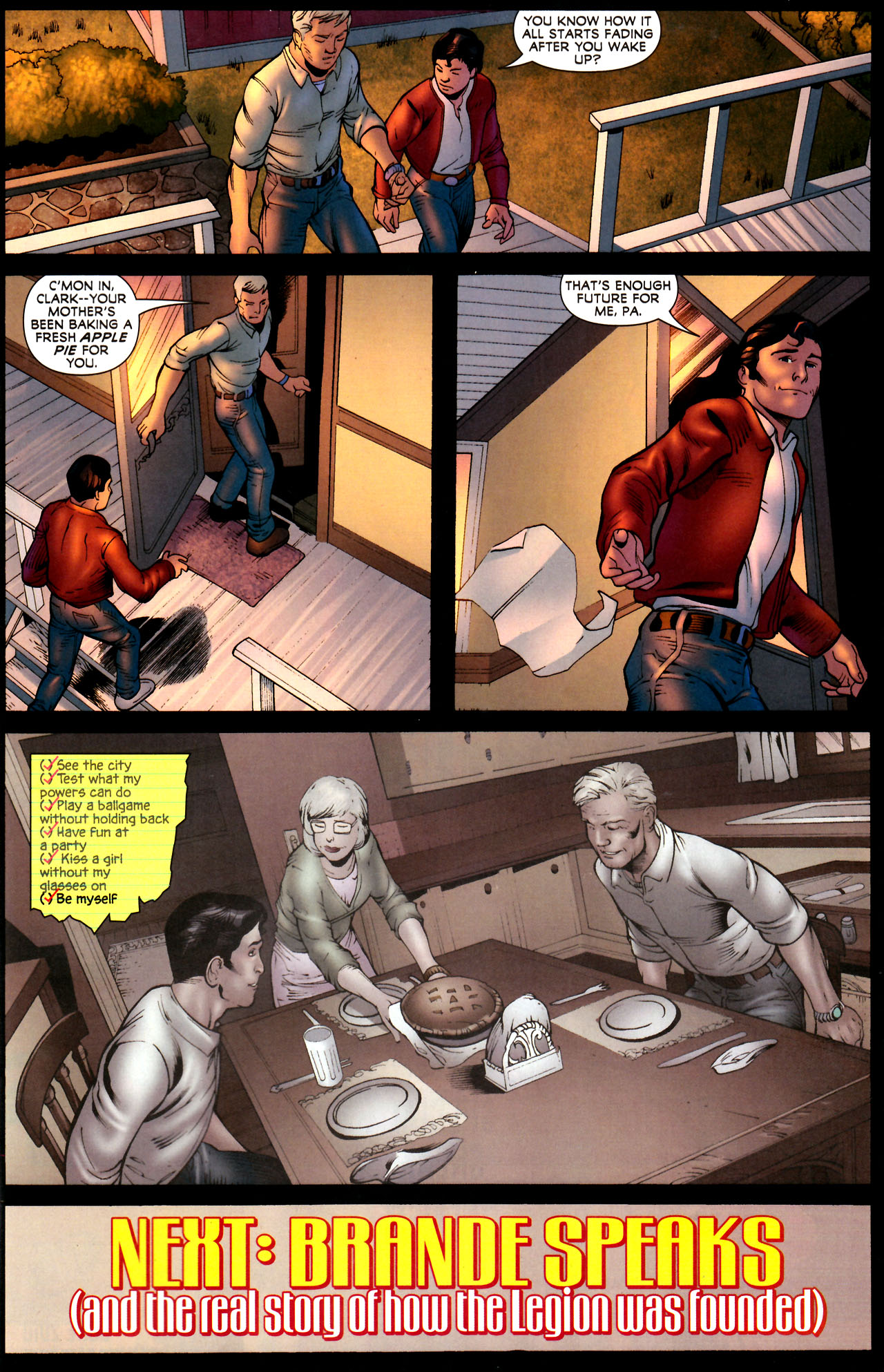 Read online Adventure Comics (2009) comic -  Issue #12 - 31