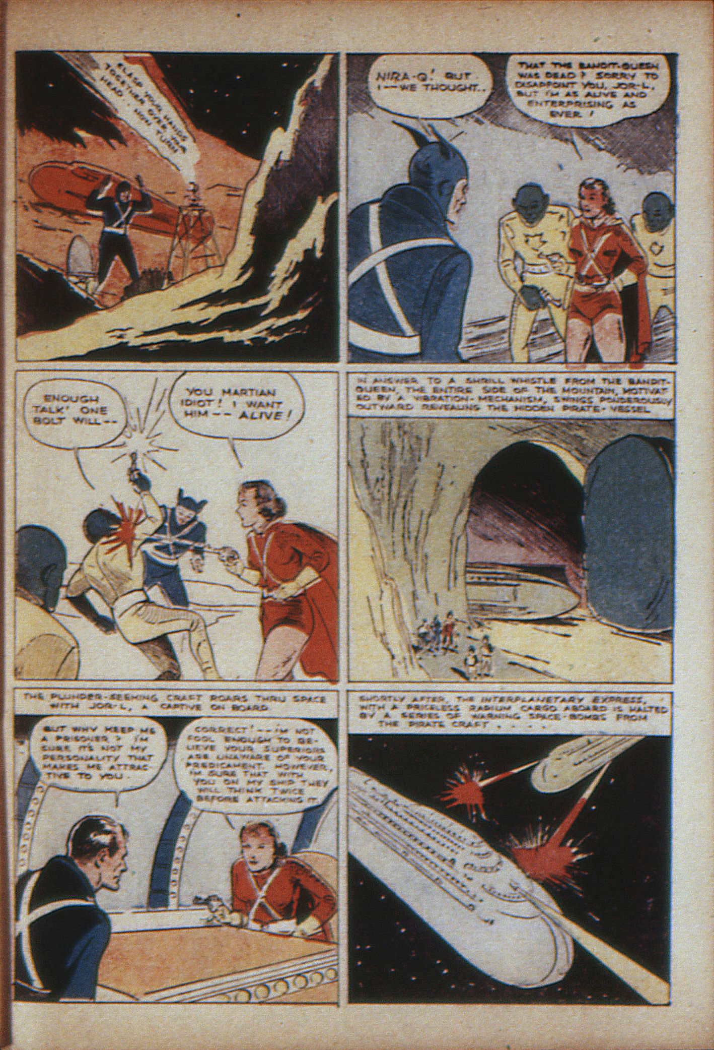 Read online Adventure Comics (1938) comic -  Issue #12 - 64