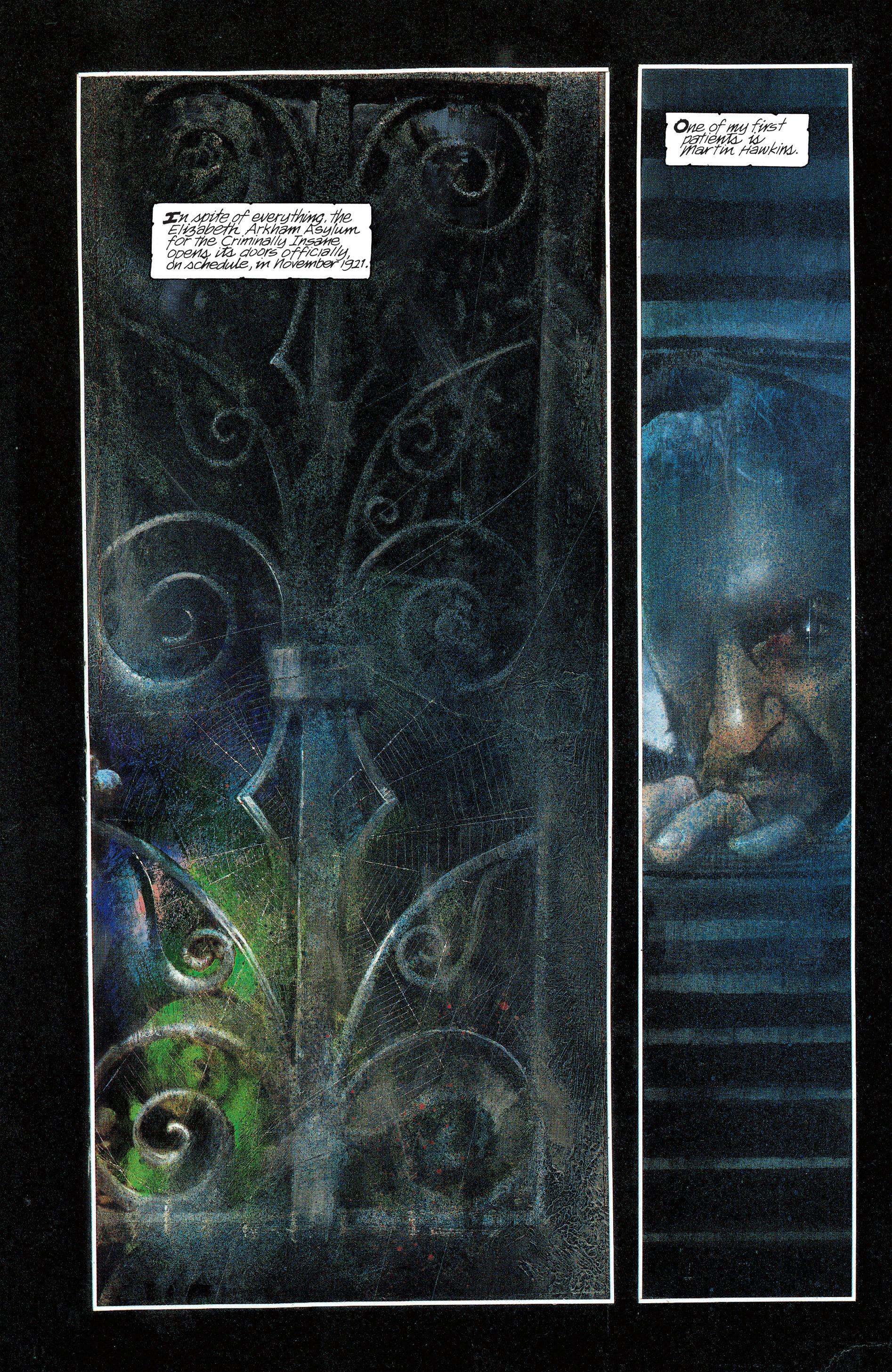 Read online Arkham Asylum comic -  Issue #Arkham Asylum Full - 67