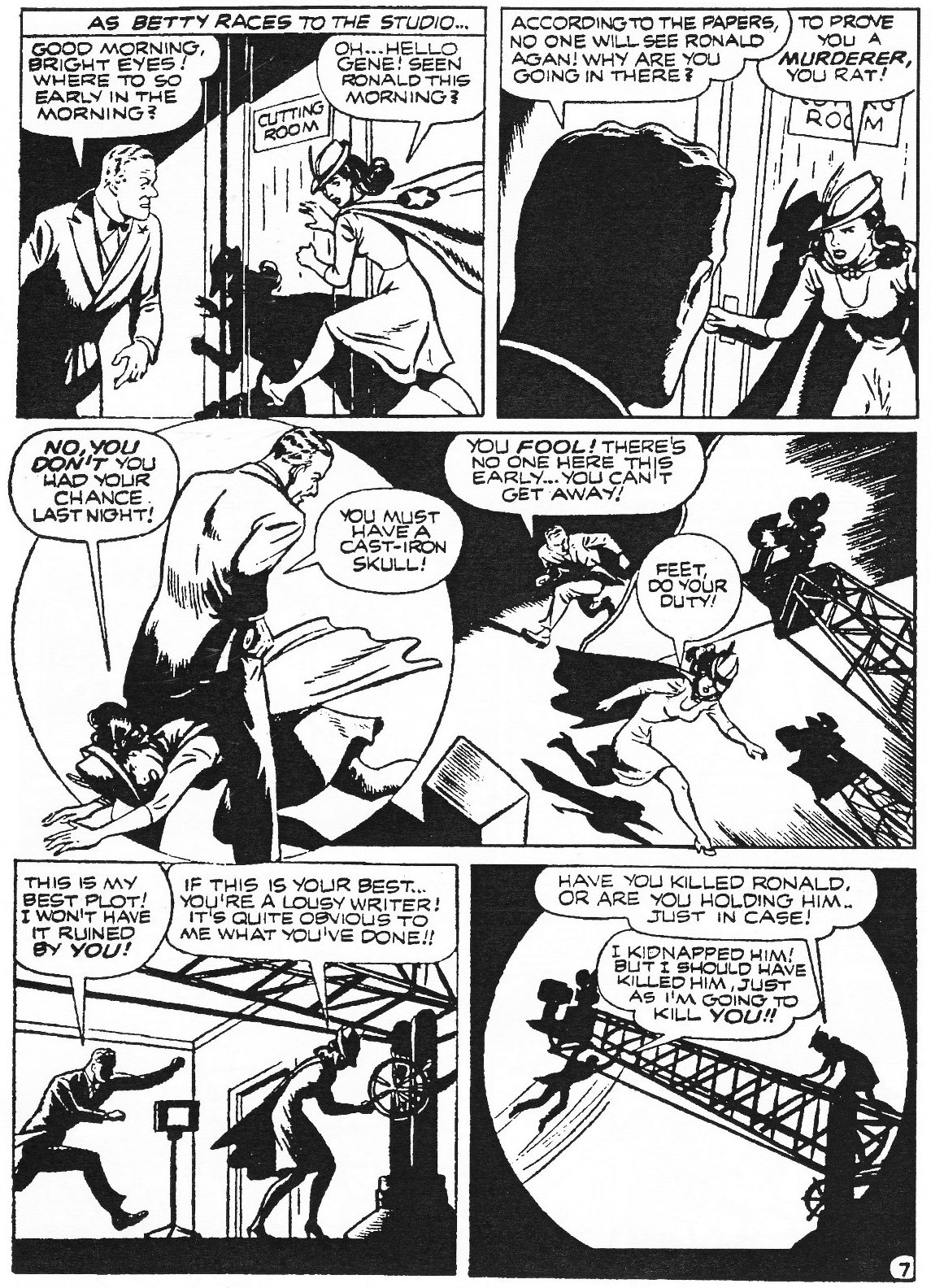 Read online Men of Mystery Comics comic -  Issue #82 - 151
