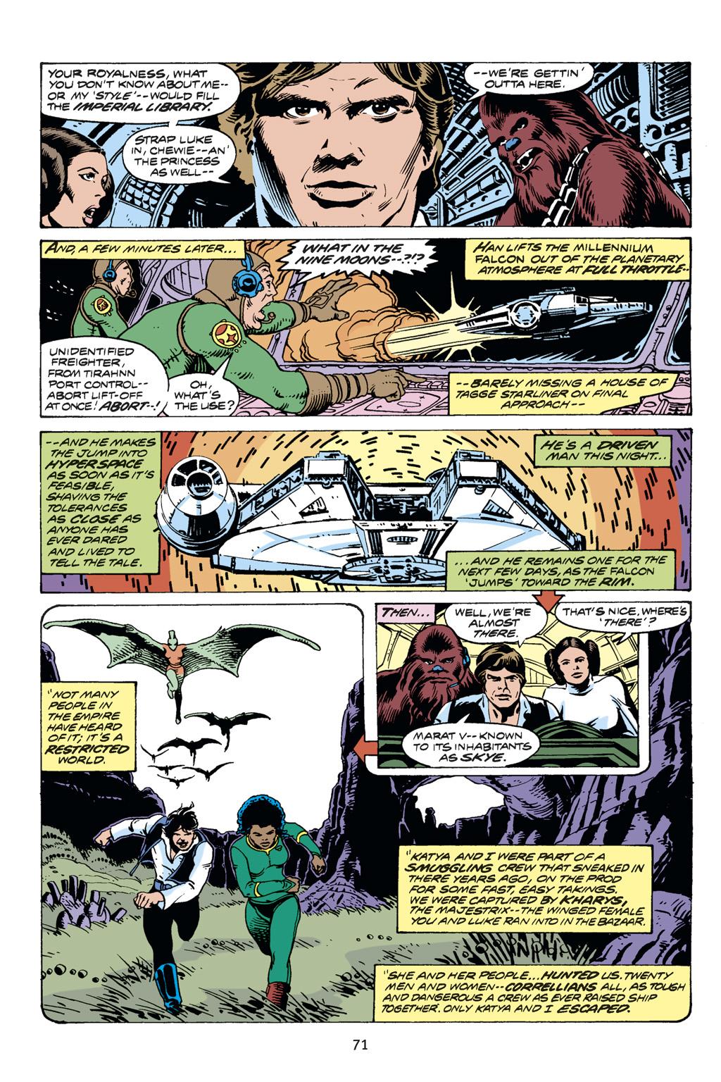 Read online Star Wars Omnibus comic -  Issue # Vol. 14 - 71