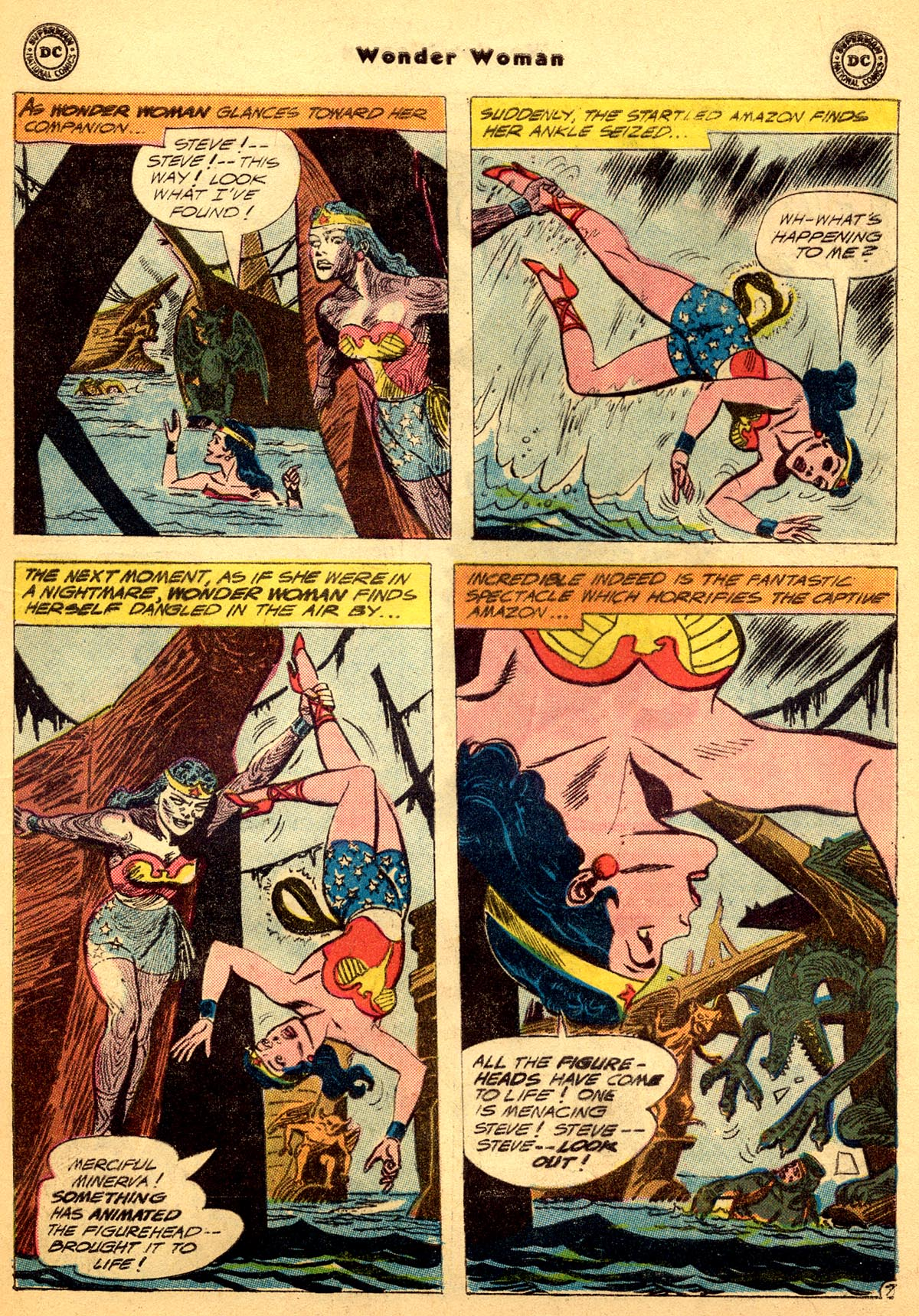 Read online Wonder Woman (1942) comic -  Issue #115 - 9