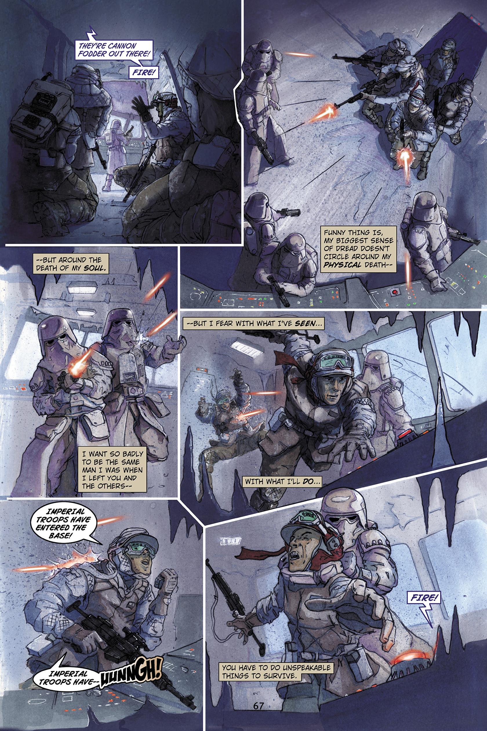 Read online Star Wars Omnibus comic -  Issue # Vol. 30 - 65