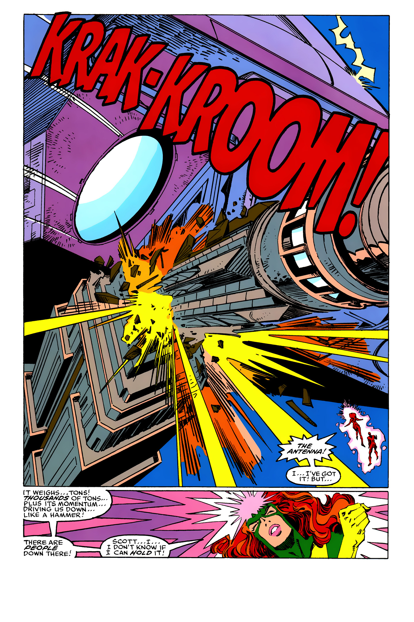 Read online X-Factor (1986) comic -  Issue #25 - 23