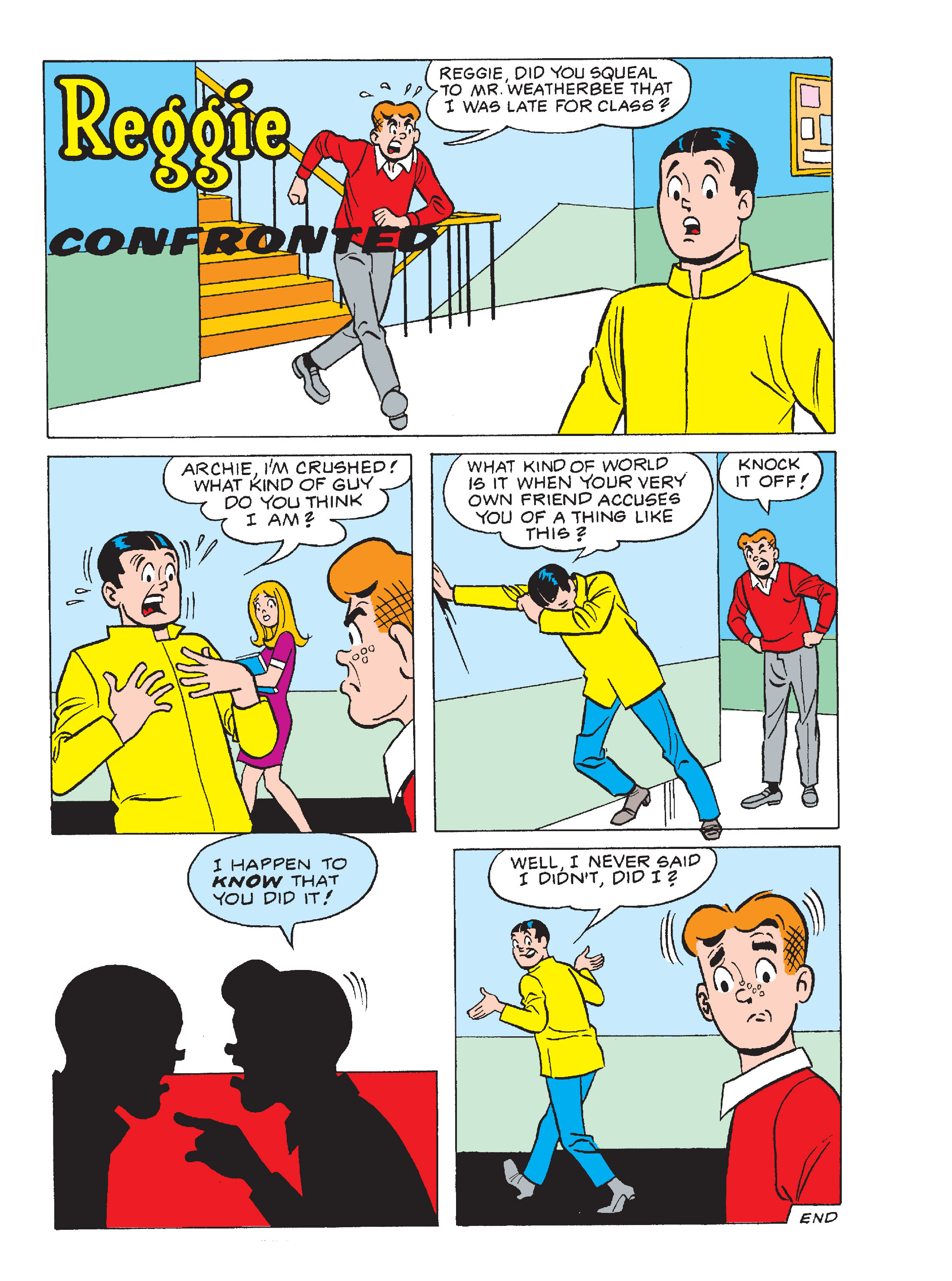 Read online Archie's Funhouse Double Digest comic -  Issue #17 - 92