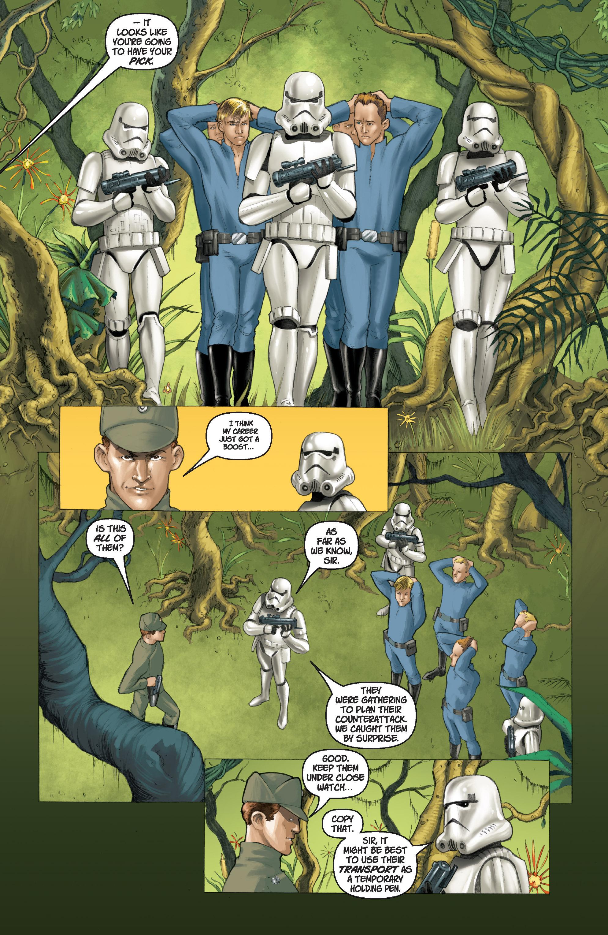 Read online Star Wars Omnibus comic -  Issue # Vol. 20 - 39
