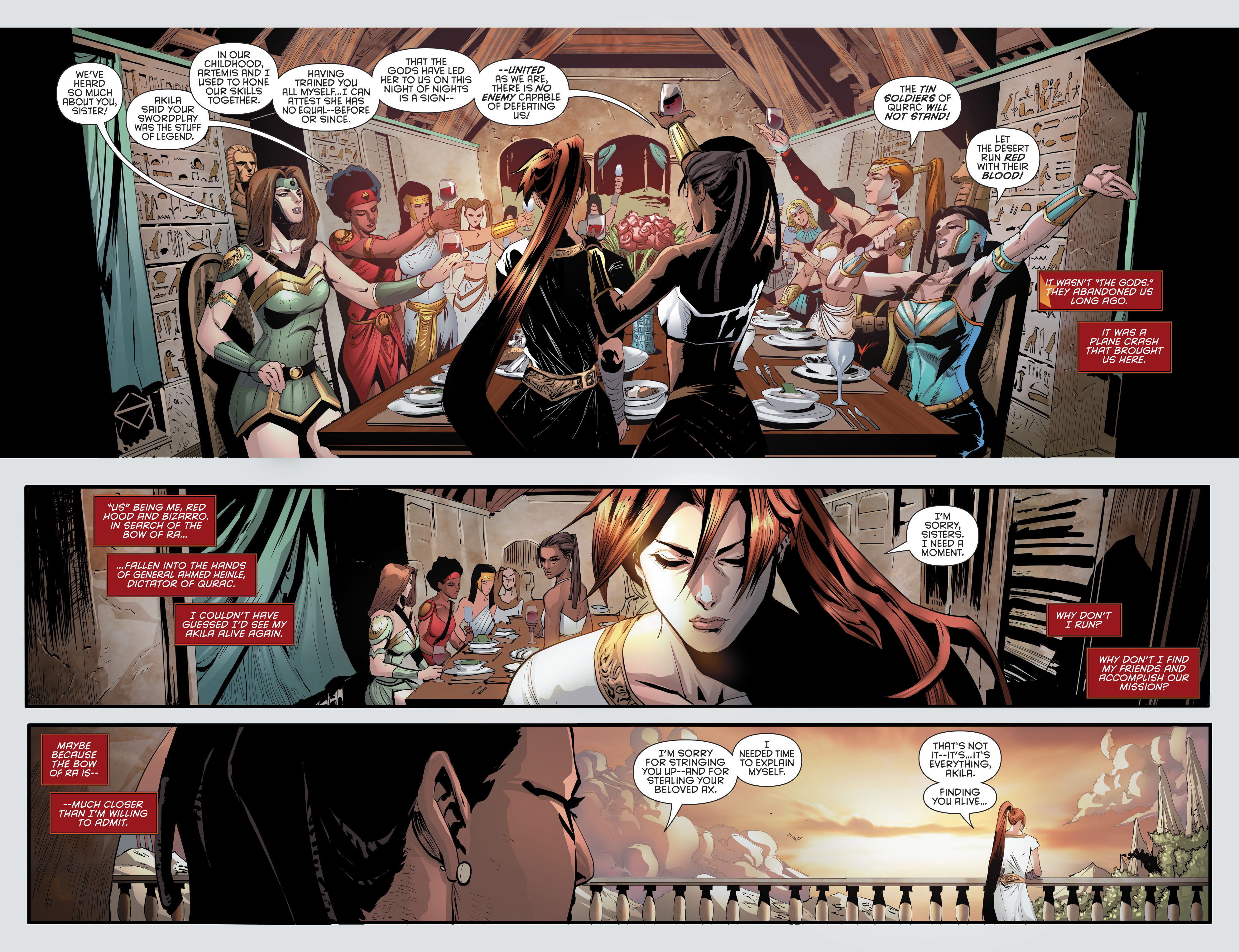 Read online Red Hood and the Outlaws (2016) comic -  Issue #10 - 5