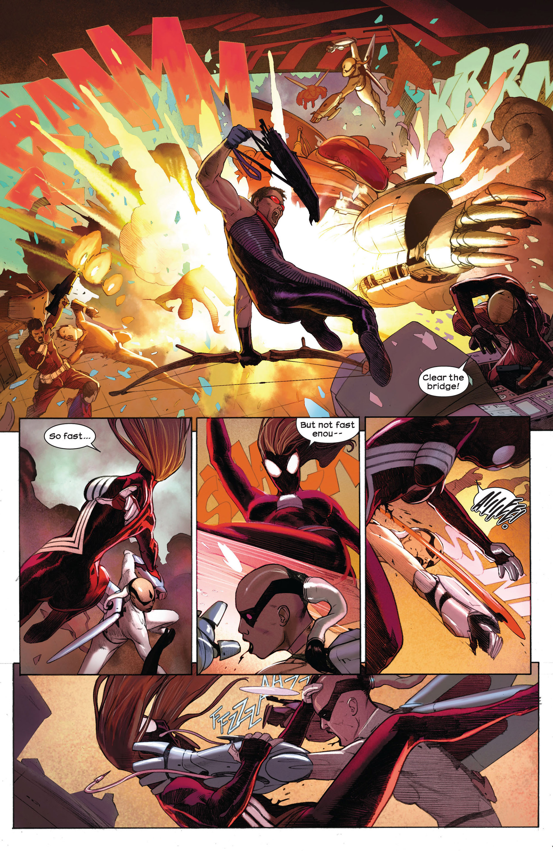 Read online Ultimate Comics Ultimates comic -  Issue #3 - 11