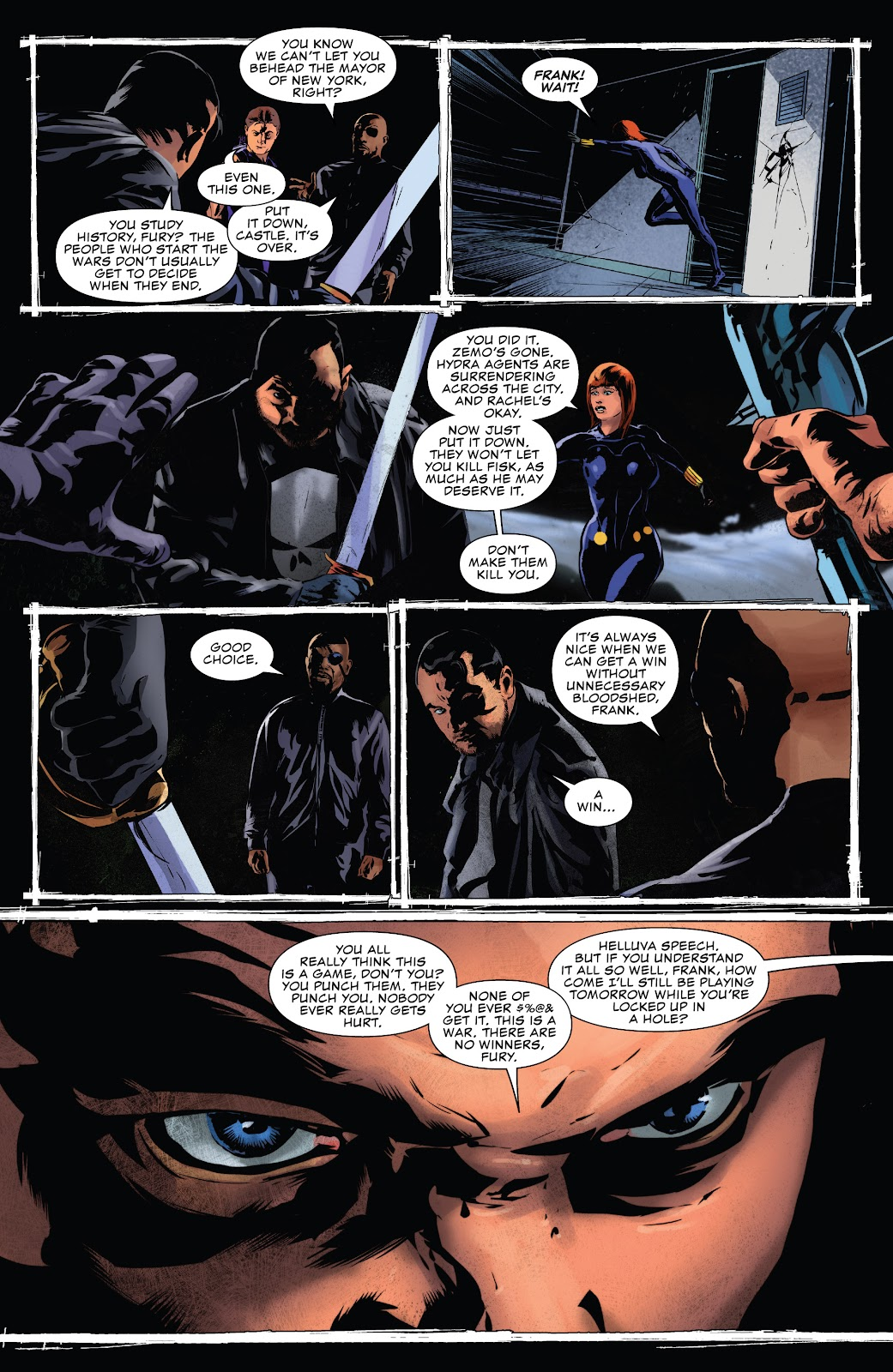 Read online The Punisher (2018) comic -  Issue #16 - 19