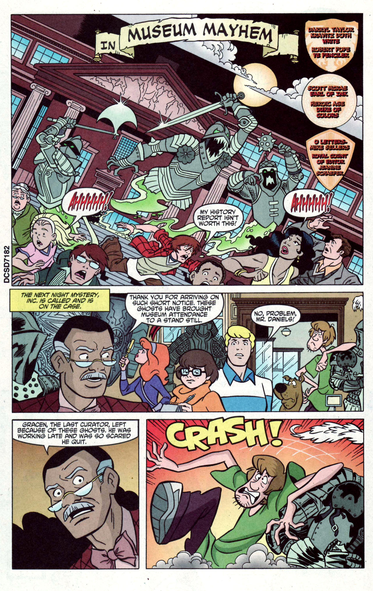 Read online Scooby-Doo (1997) comic -  Issue #122 - 22