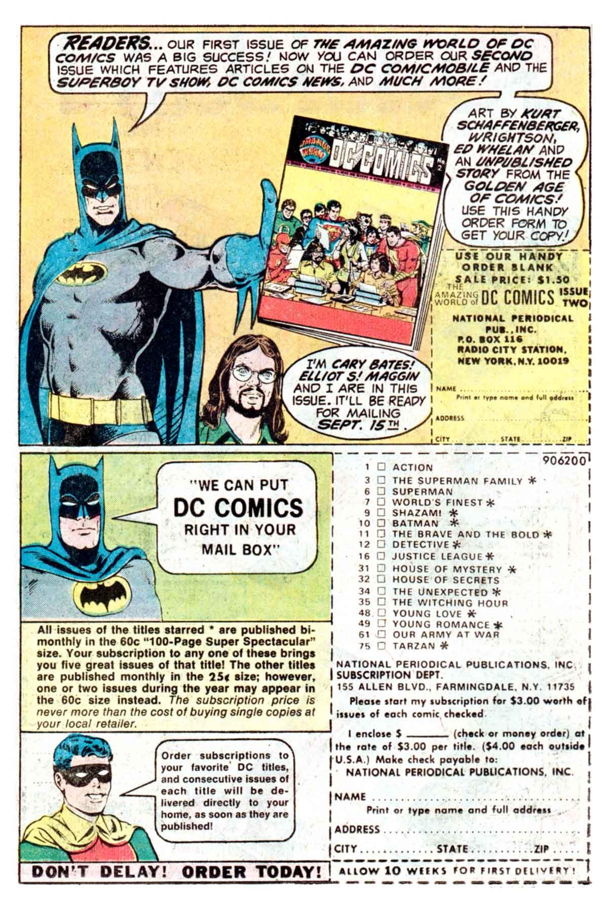 Read online Shazam! (1973) comic -  Issue #16 - 42