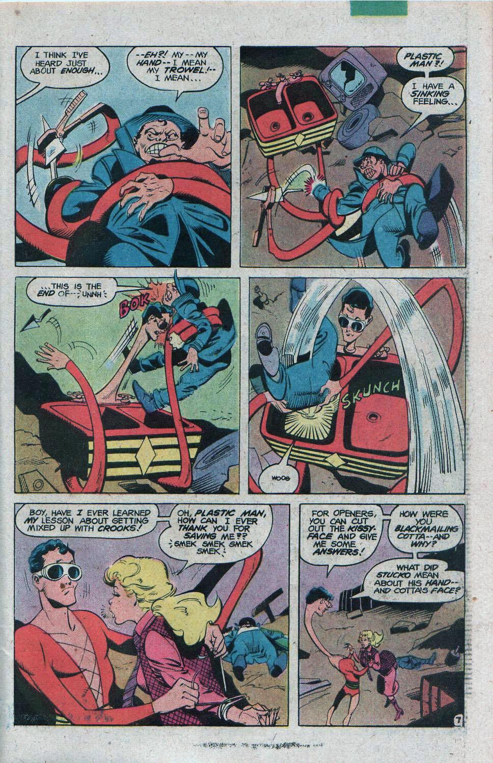 Read online Adventure Comics (1938) comic -  Issue #470 - 31