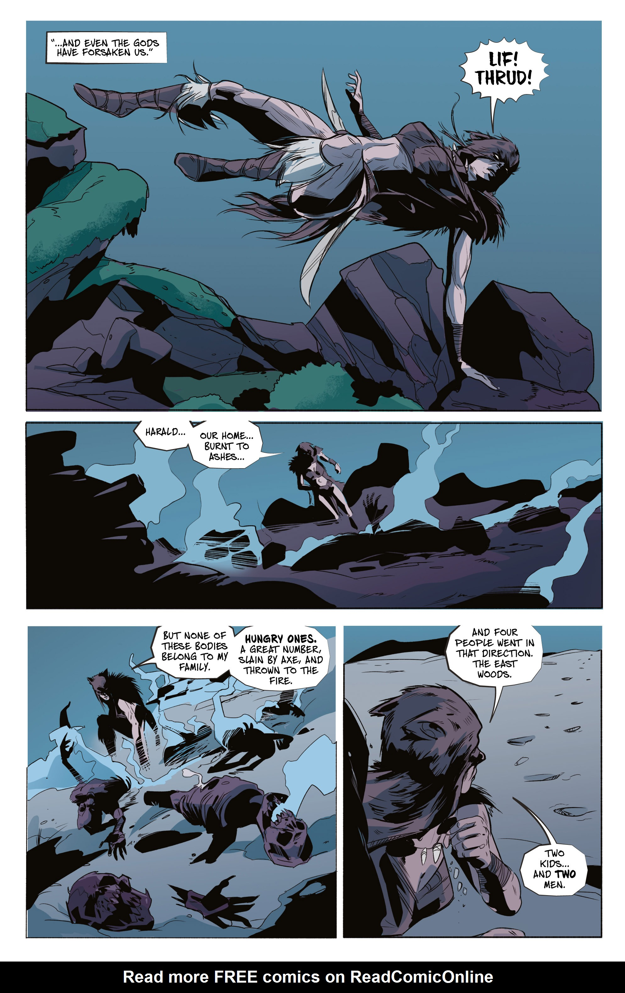 Read online Ghost Wolf comic -  Issue #4 - 7