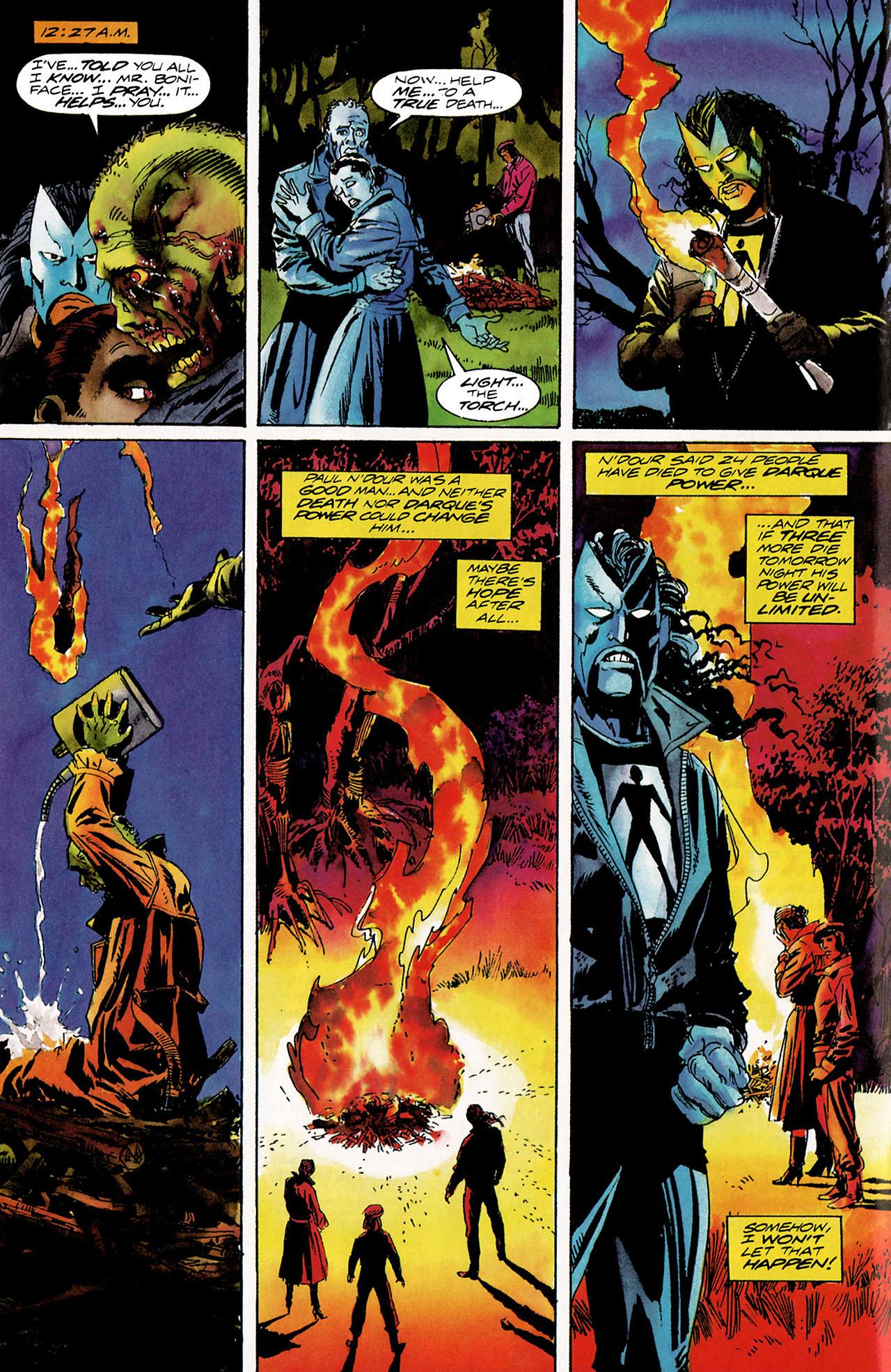 Read online Shadowman (1992) comic -  Issue #12 - 13