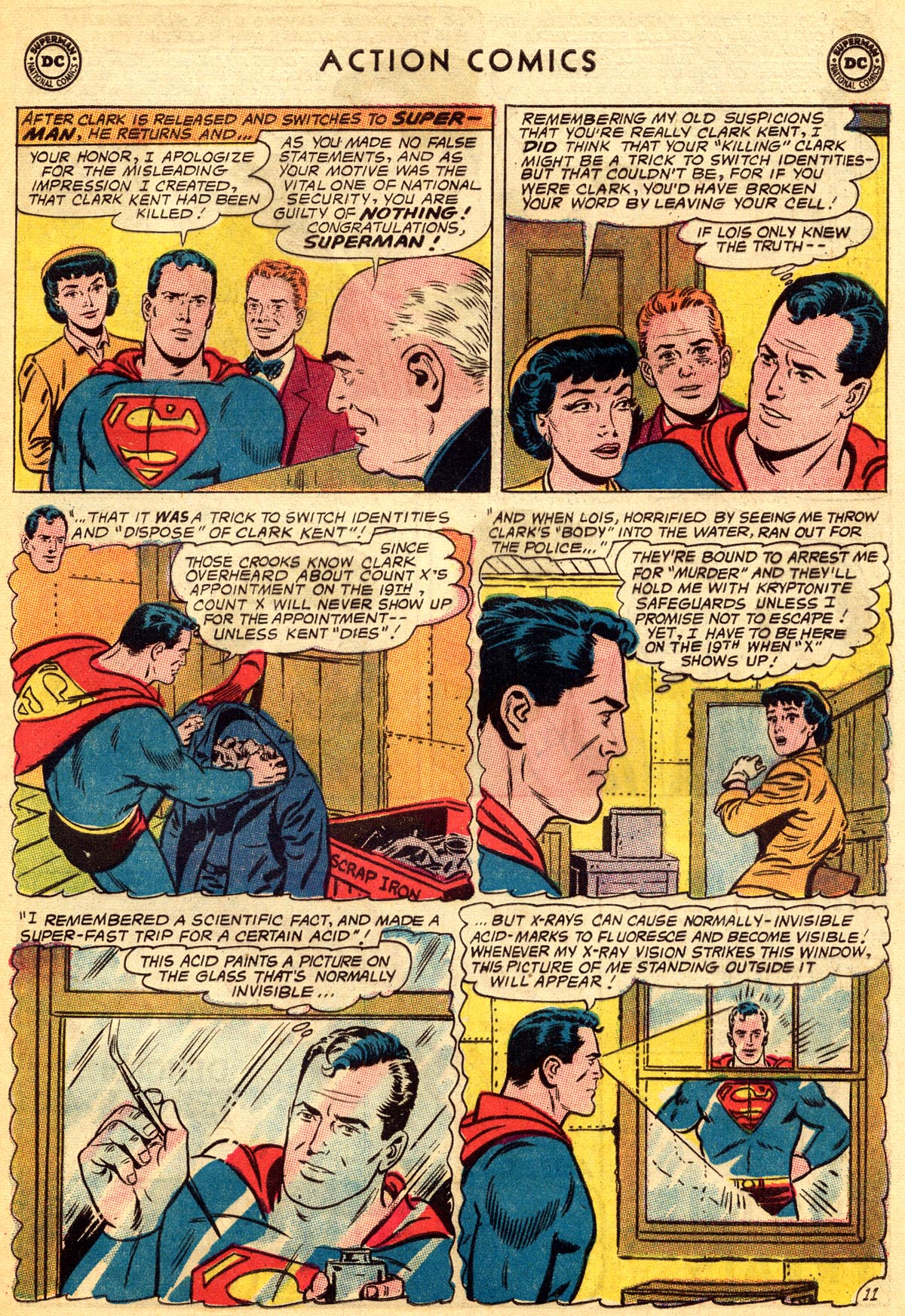 Read online Action Comics (1938) comic -  Issue #301 - 13