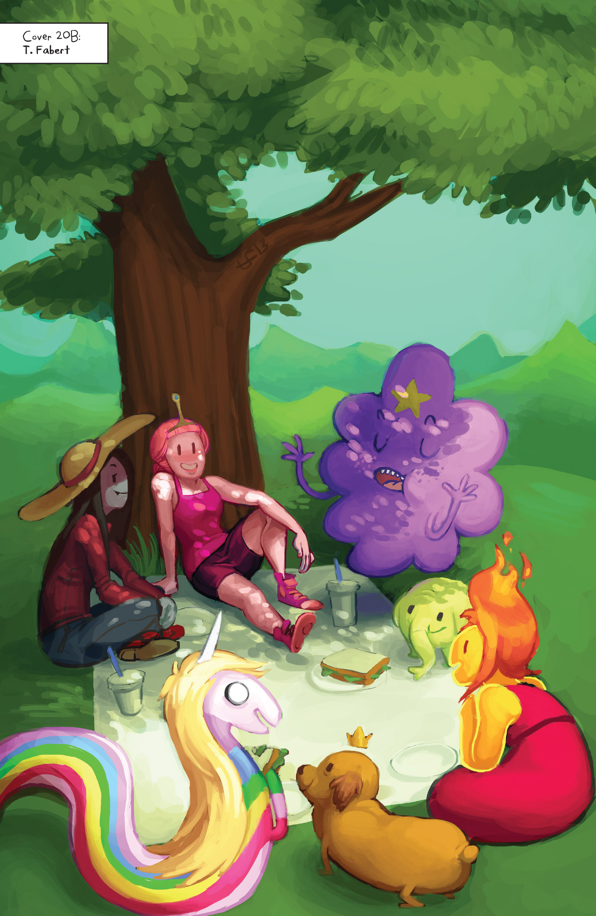Read online Adventure Time comic -  Issue #Adventure Time _TPB 5 - 96