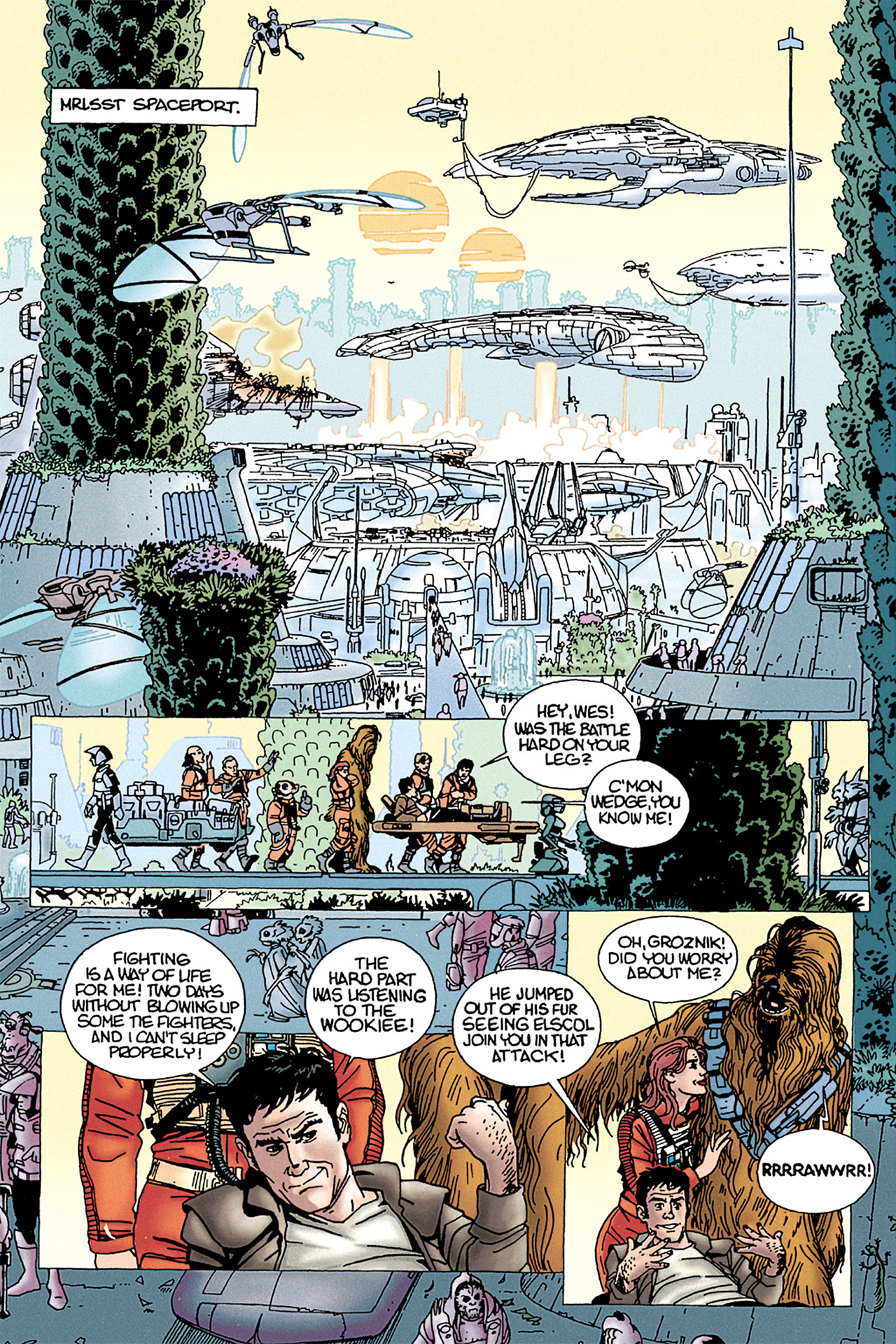 Read online Star Wars Omnibus comic -  Issue # Vol. 1 - 180