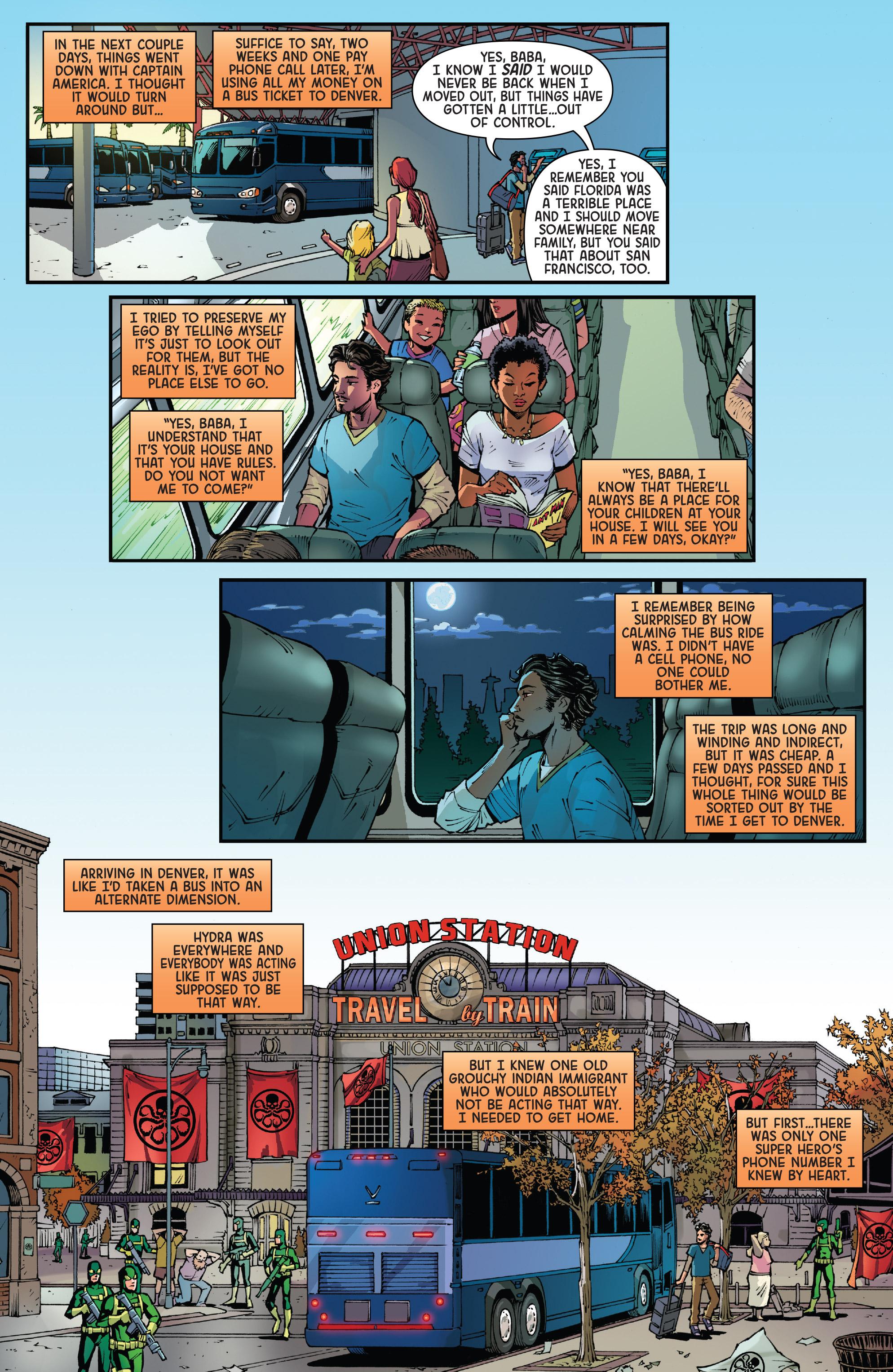 Read online Secret Empire: Brave New World comic -  Issue #1 - 14