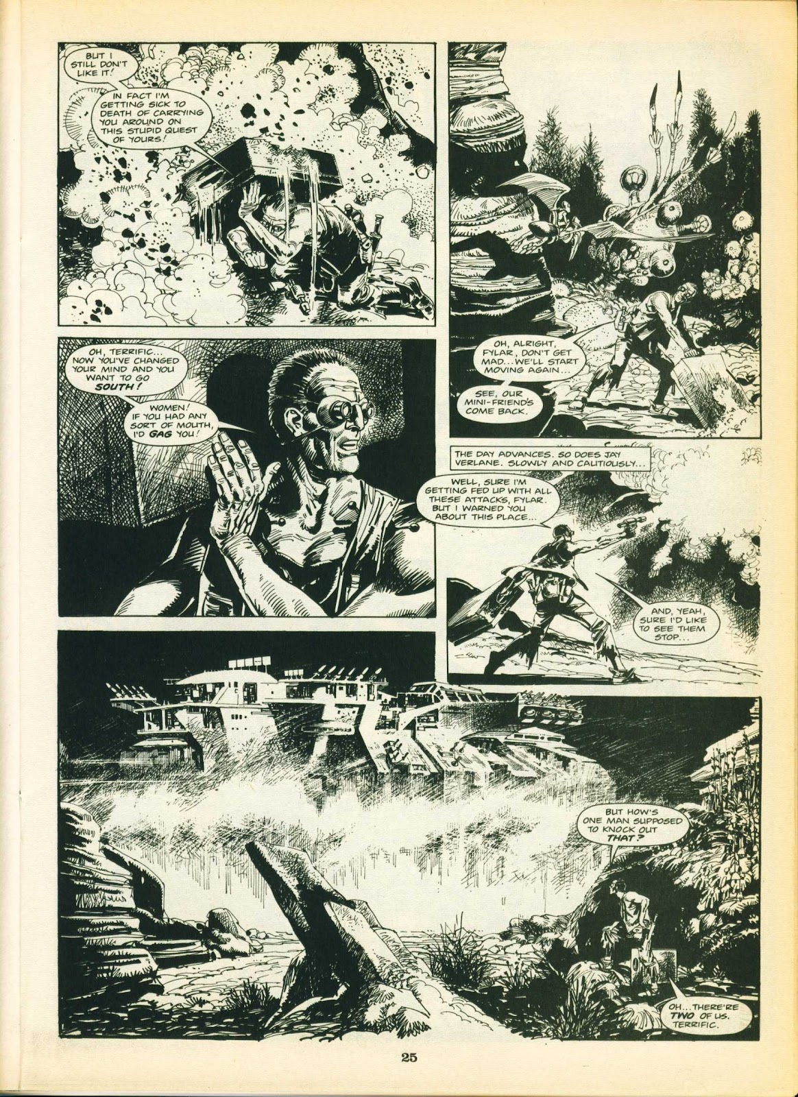 Warrior Issue #15 #16 - English 25