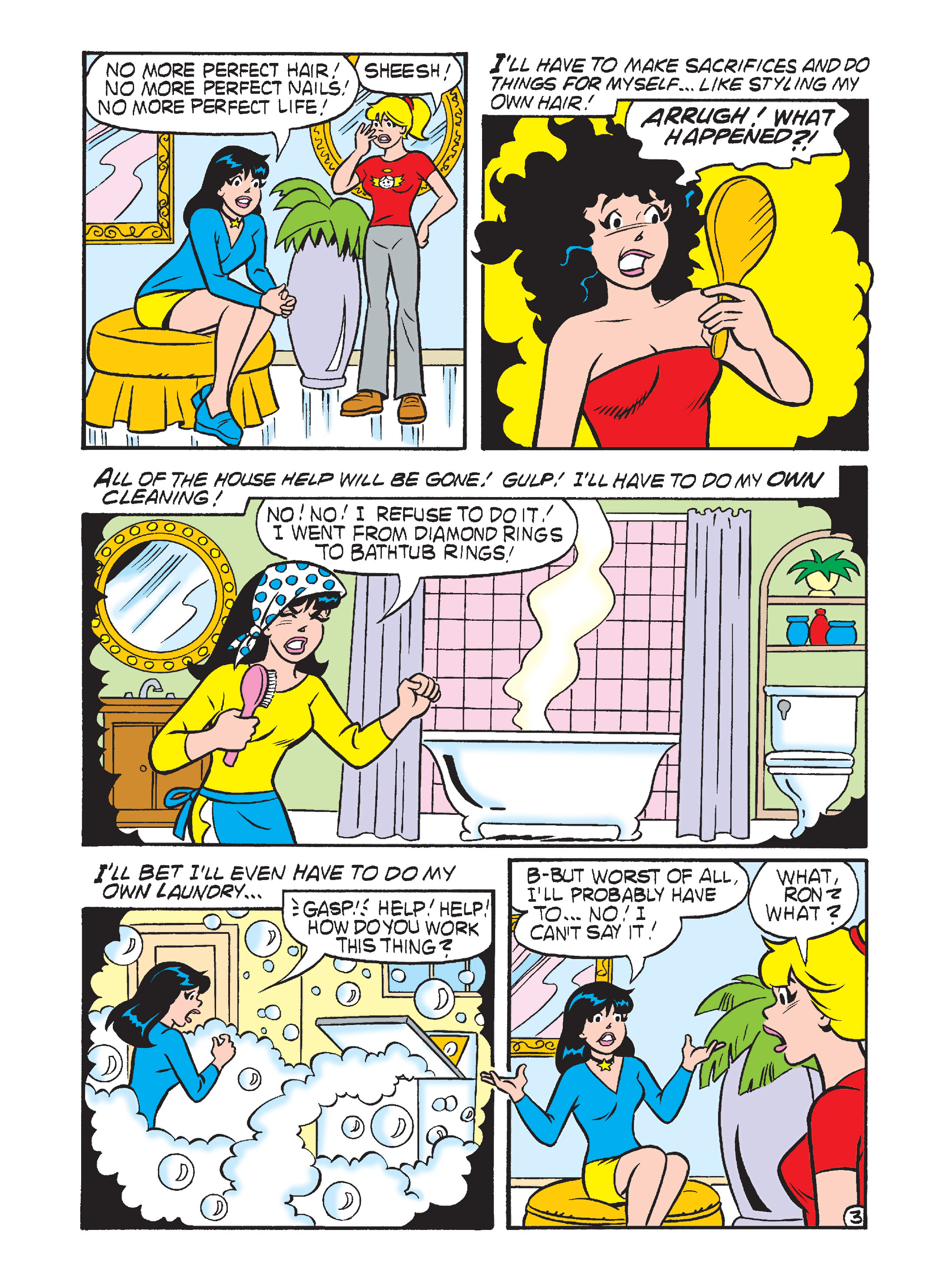 Read online Archie 1000 Page Comics Bonanza comic -  Issue #2 (Part 1) - 86