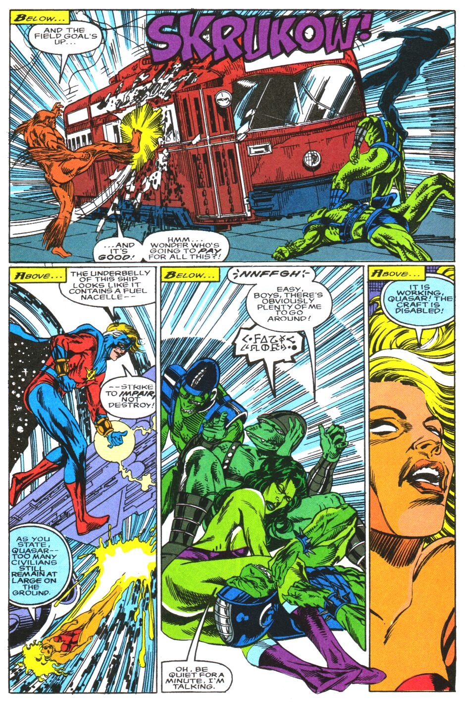 Read online Alpha Flight Special comic -  Issue #3 - 10