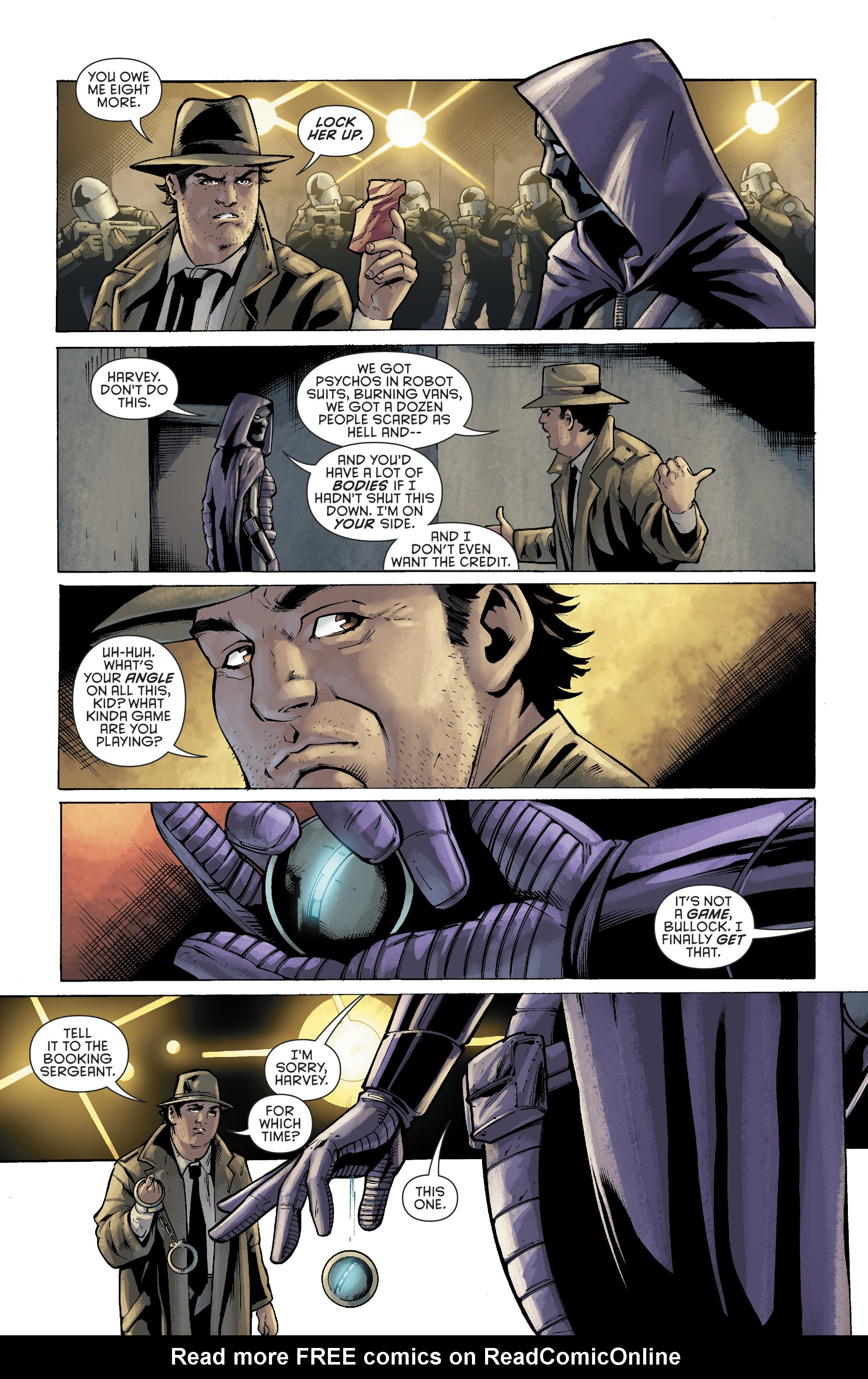 Read online Detective Comics (2016) comic -  Issue #957 - 19