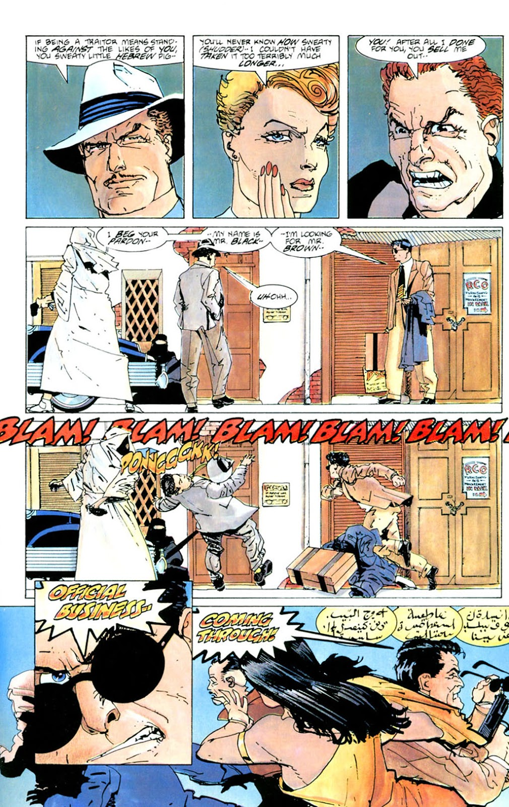 Blackhawk (1988) issue 1 - Page 39