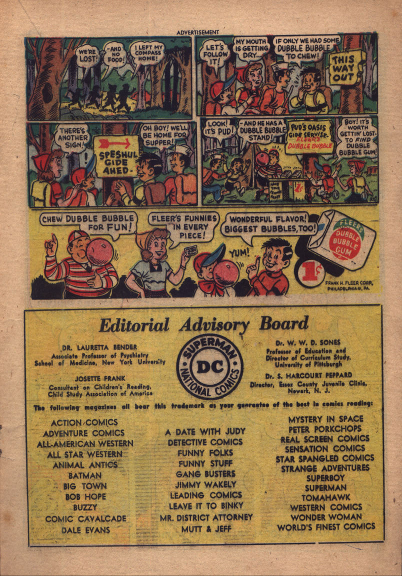 Read online Sensation (Mystery) Comics comic -  Issue #103 - 31