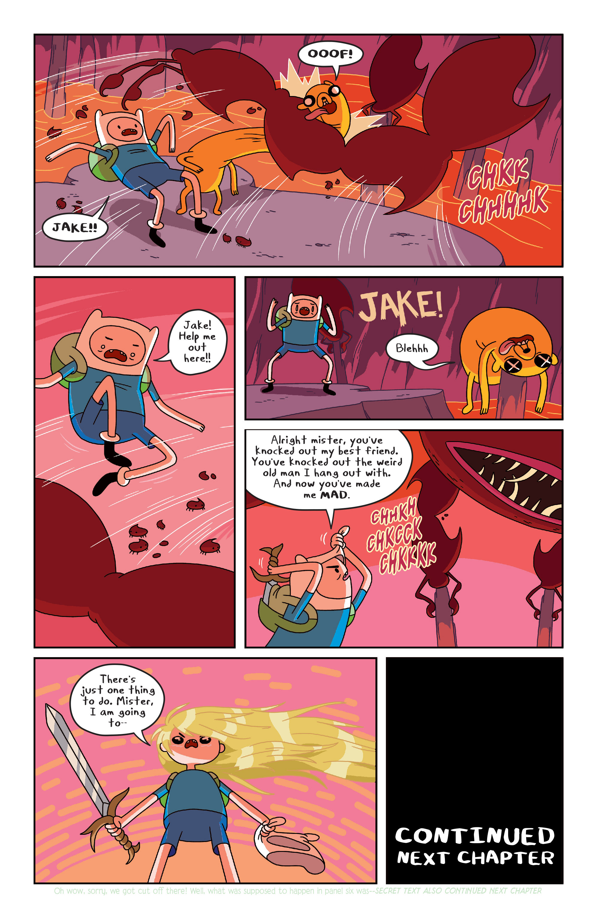 Read online Adventure Time comic -  Issue #Adventure Time _TPB 4 - 58