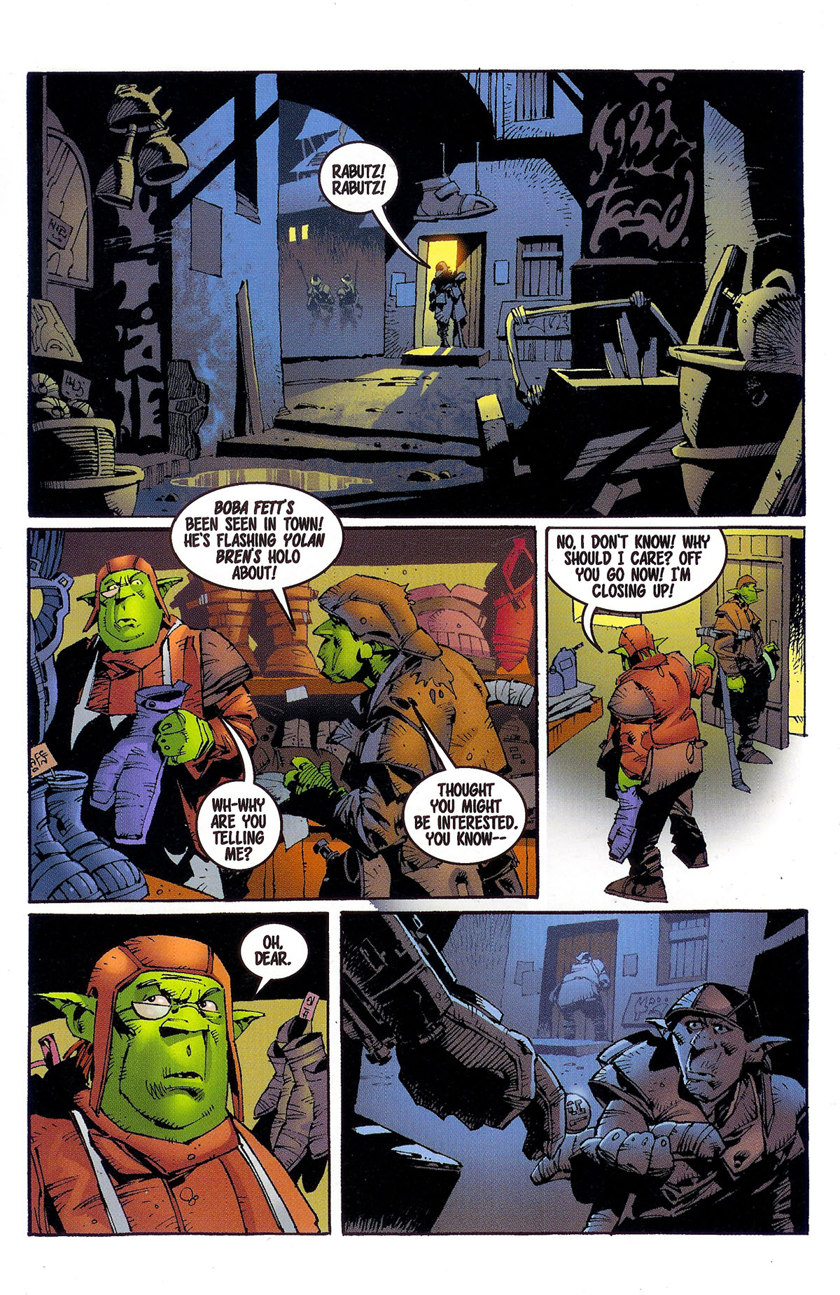 Read online Star Wars Omnibus comic -  Issue # Vol. 12 - 218