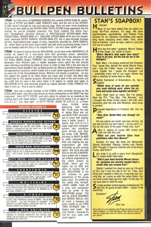 Read online Alpha Flight (1997) comic -  Issue #5 - 22