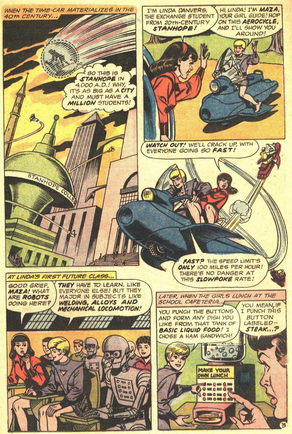 Read online Action Comics (1938) comic -  Issue #362 - 21
