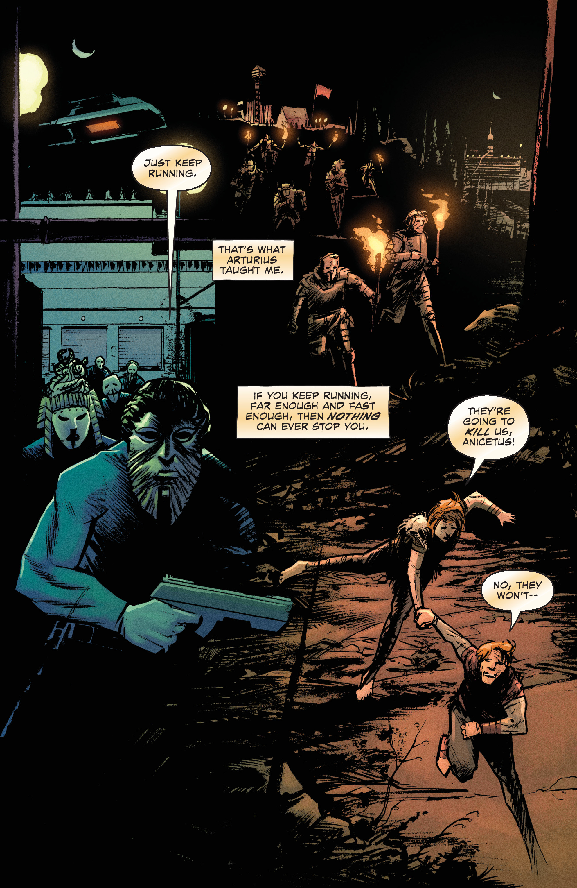 Read online Pierce Brown's Red Rising: Son Of Ares comic -  Issue #2 - 8