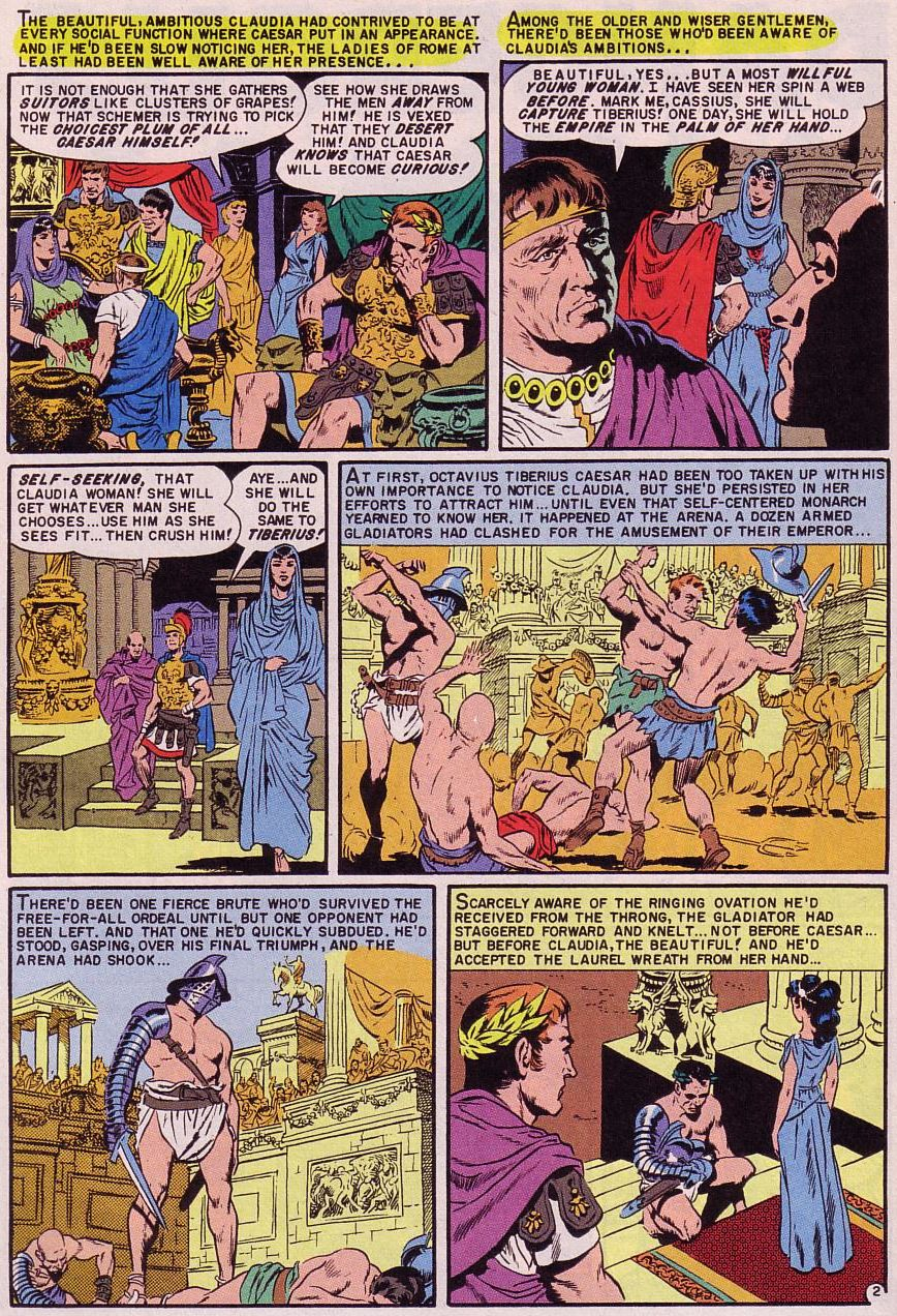 Valor (1955) 5 Page 2
