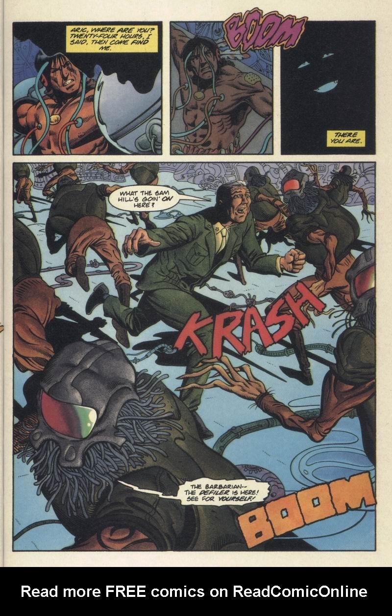 Read online Turok, Dinosaur Hunter (1993) comic -  Issue #19 - 7