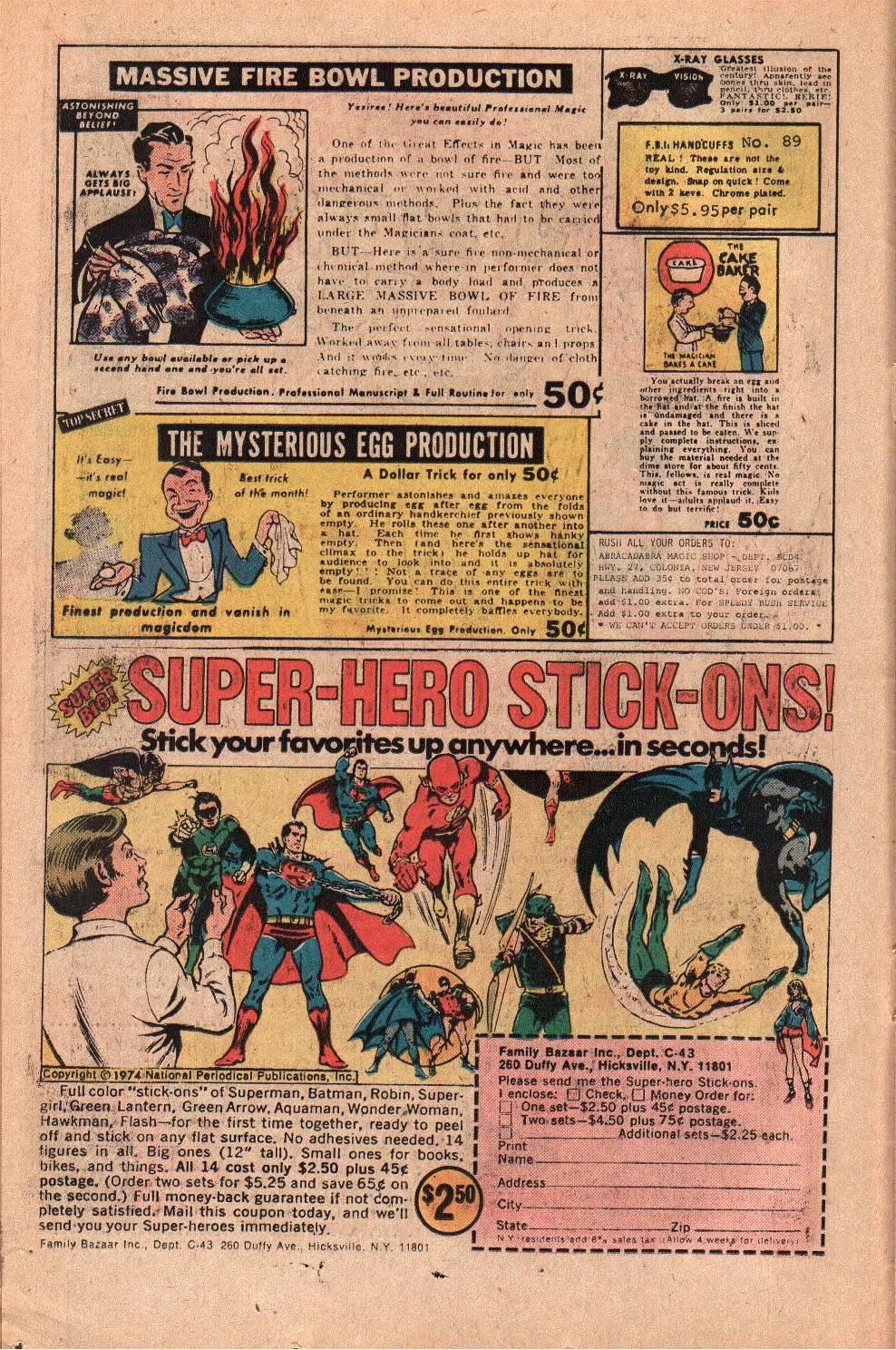 Read online Shazam! (1973) comic -  Issue #19 - 14