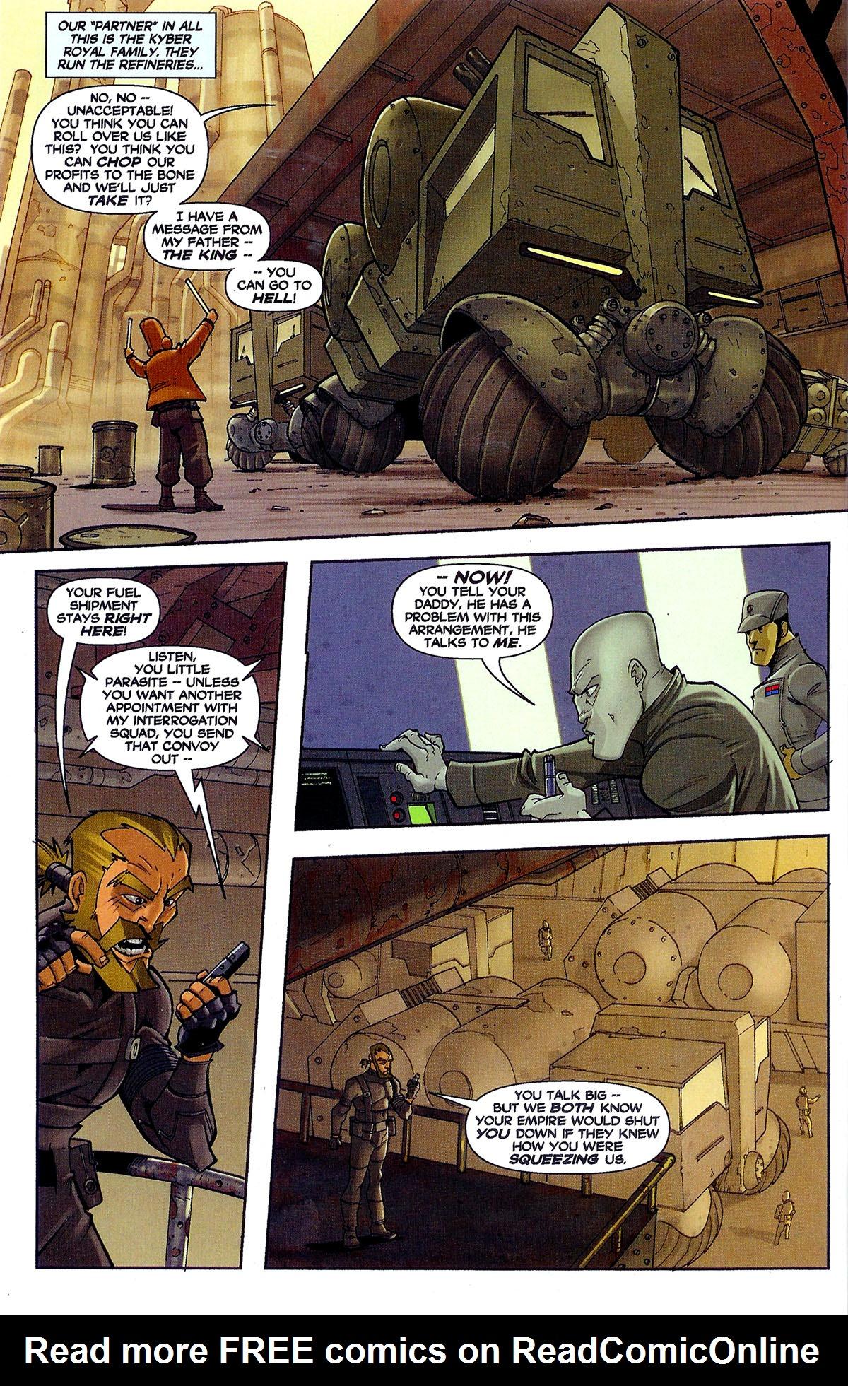 Read online Star Wars Omnibus comic -  Issue # Vol. 12 - 258